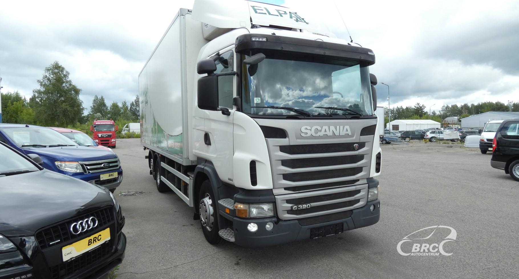 Scania G 320 REF
