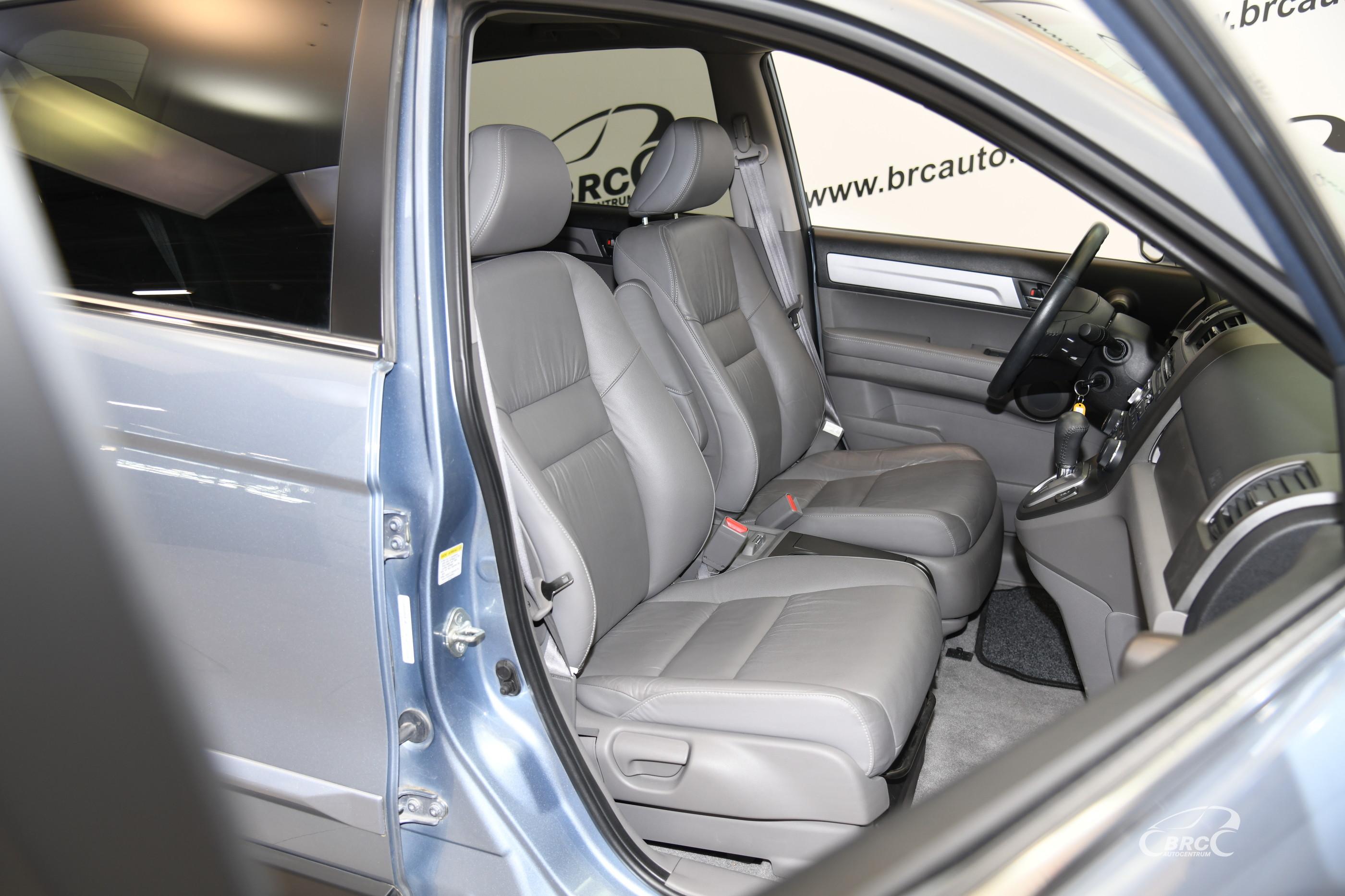 Honda CR-V 2.4 EX-L AWD Automatas