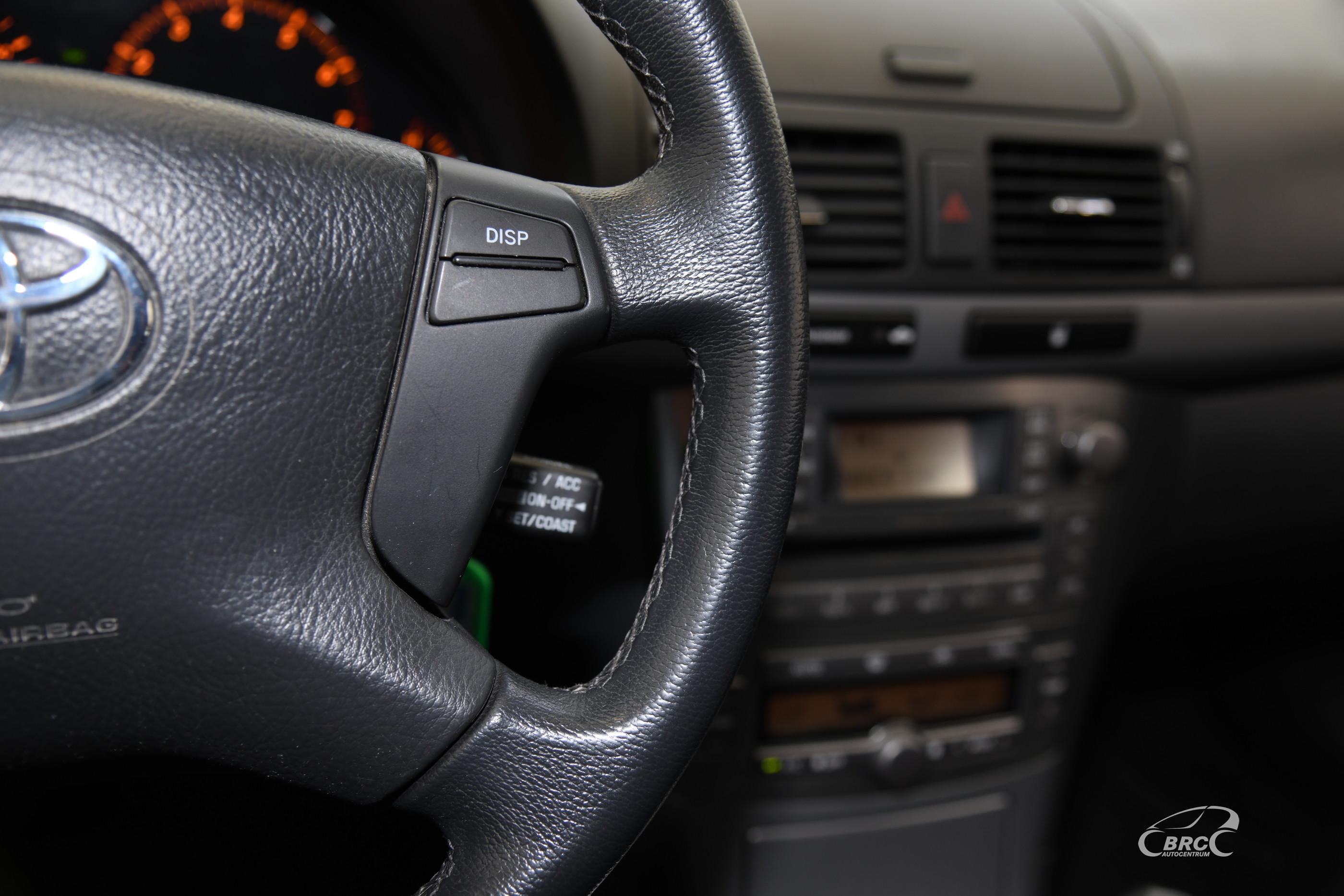 Toyota Avensis 2.0 VVT-i Sol Plus STW
