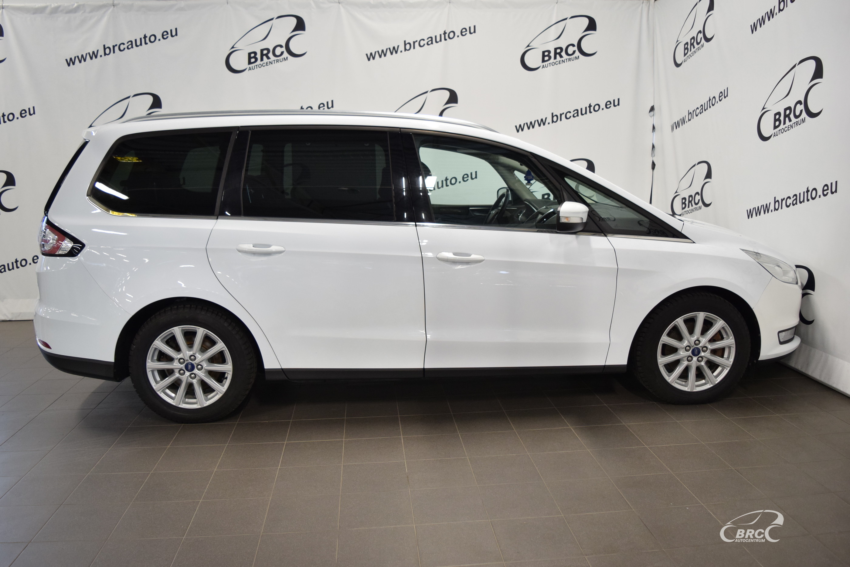 Ford Galaxy A/T 7 seats