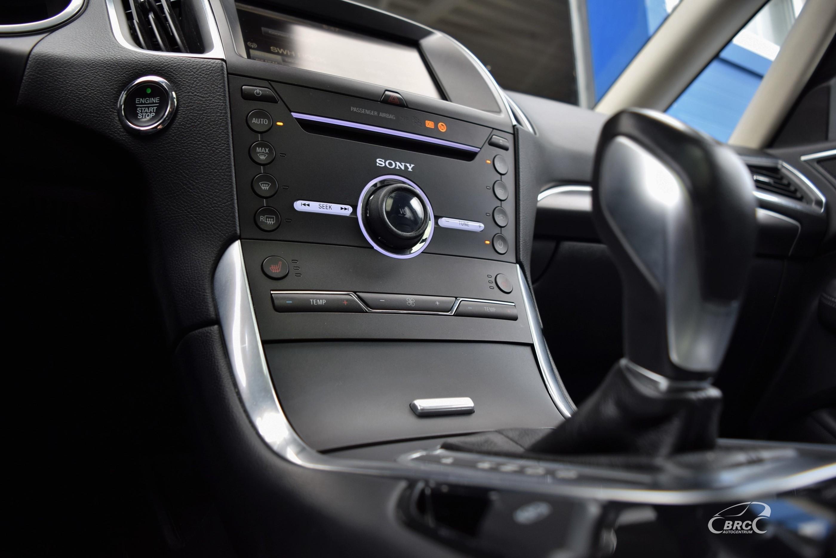 Ford Galaxy A/T 7 seats