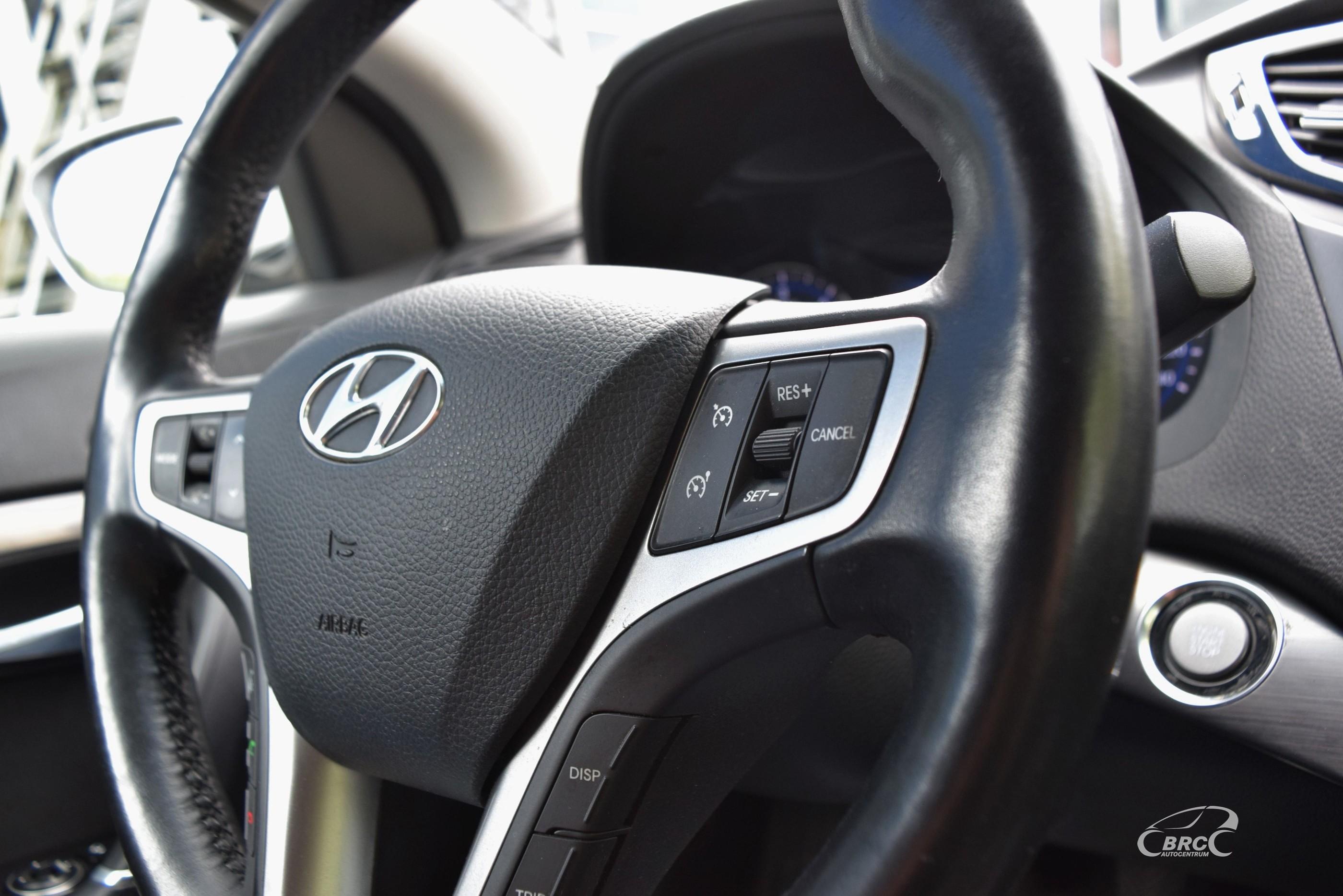 Hyundai i40 Blue Drive