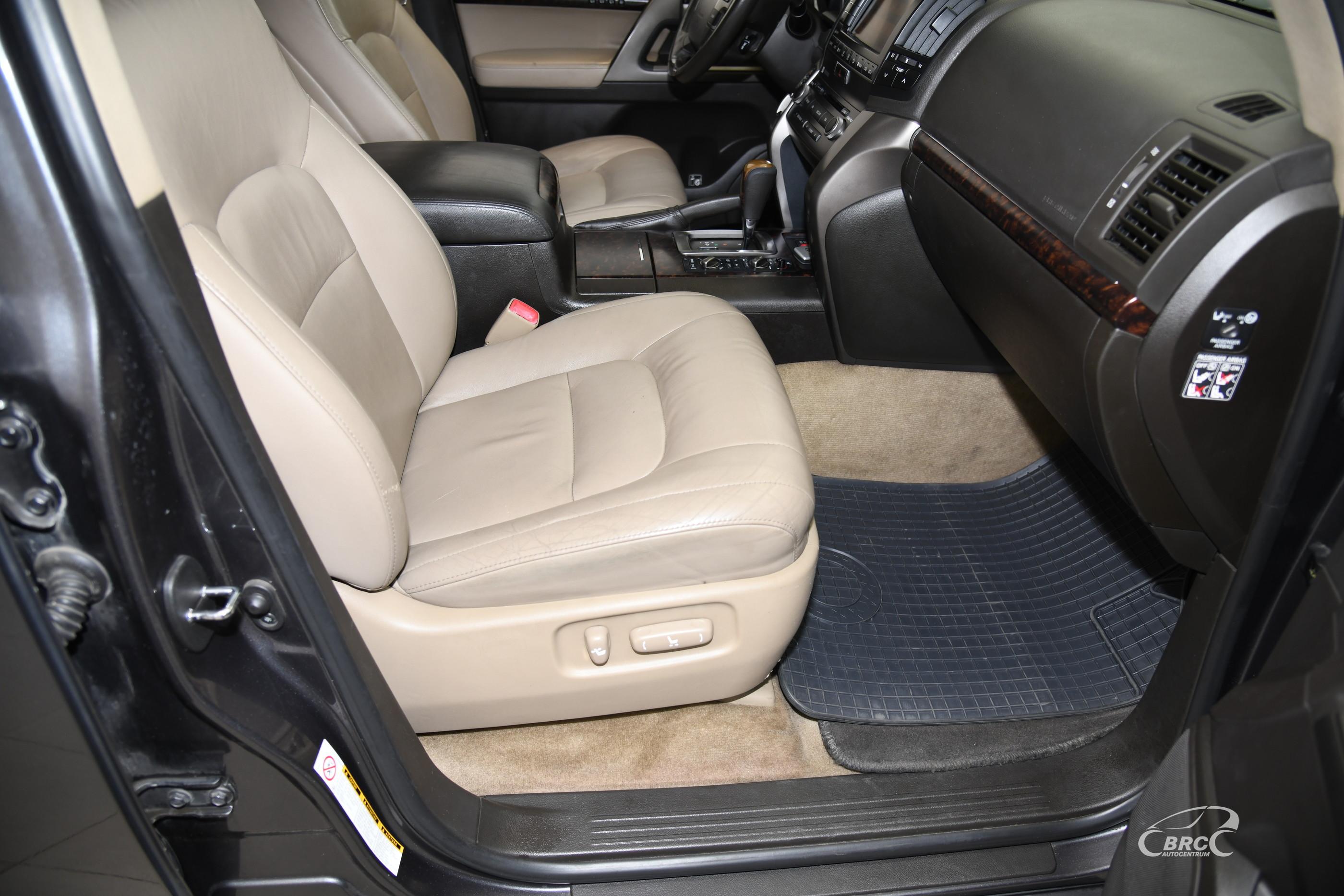 Toyota Land Cruiser 4.5 V8 D-4D 4WD L200 Automatas