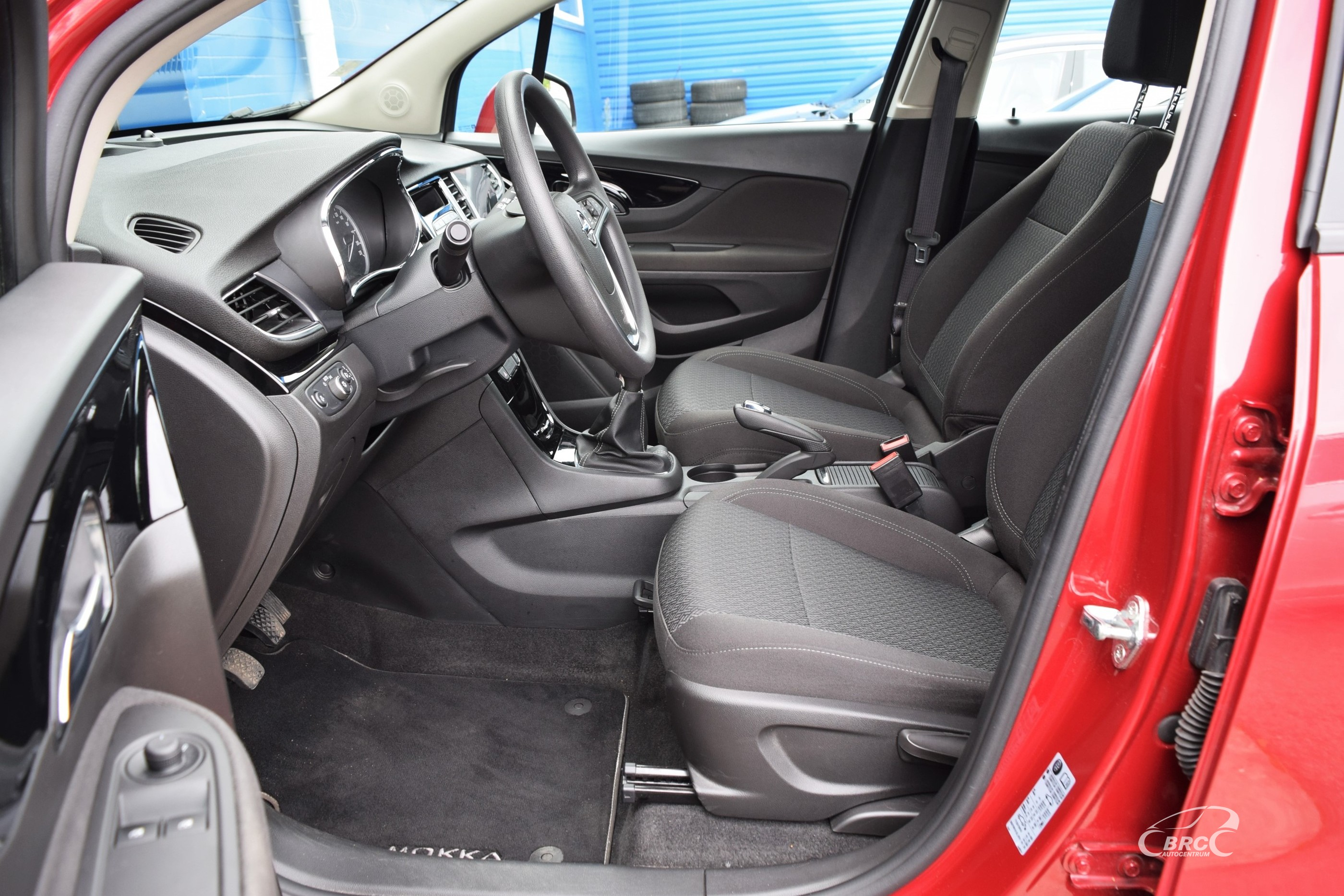 Opel Mokka X M/T