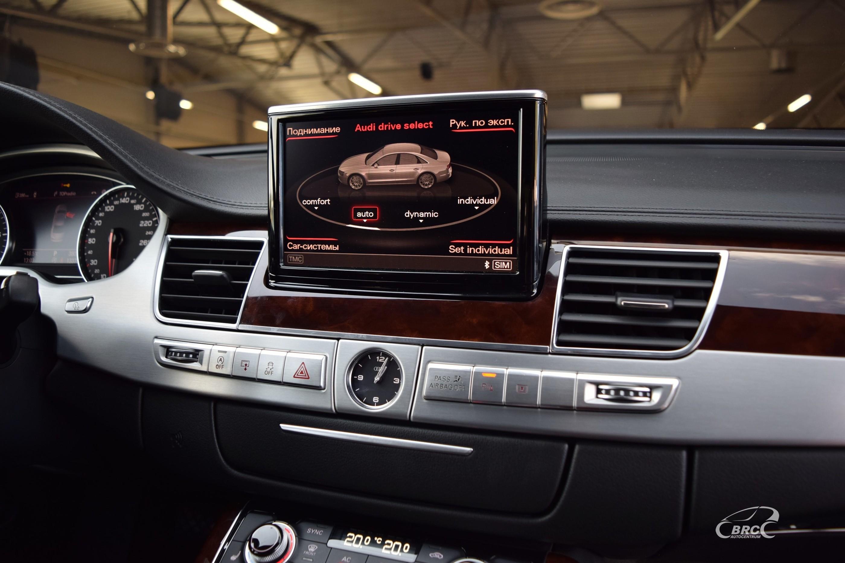 Audi A8 TDi Quattro V6