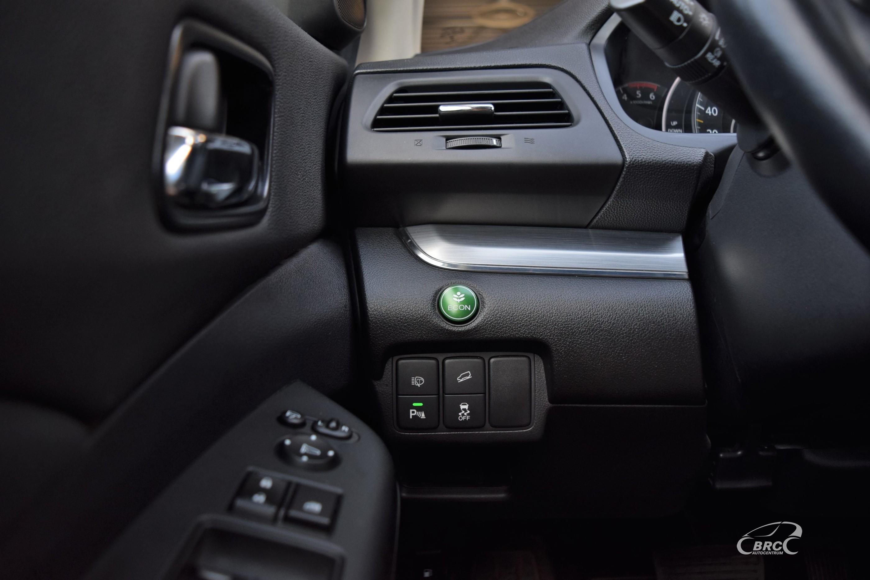 Honda CR-V A/T AWD