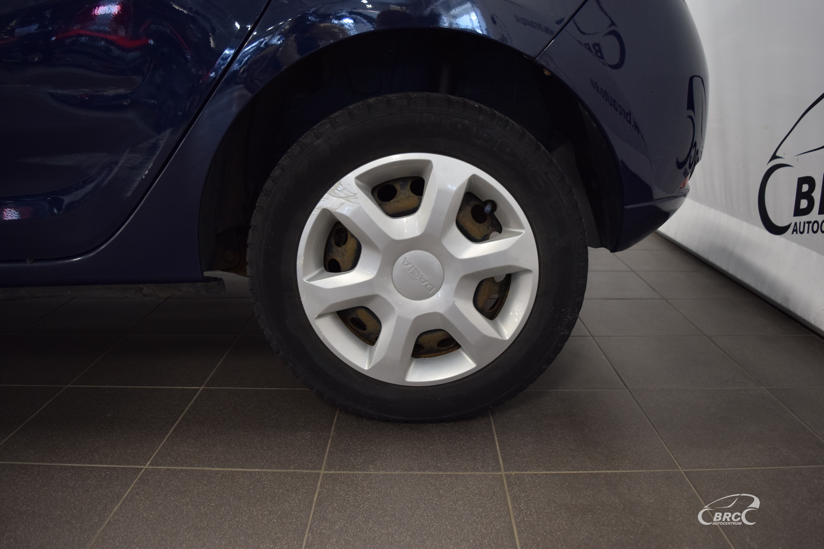 Dacia Sandero M/T