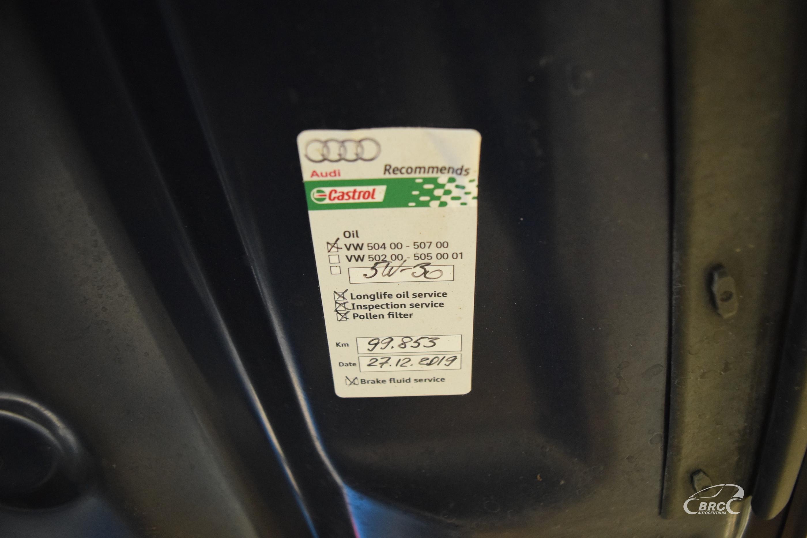 Audi RS7 Sportback Quattro V8 TFSI