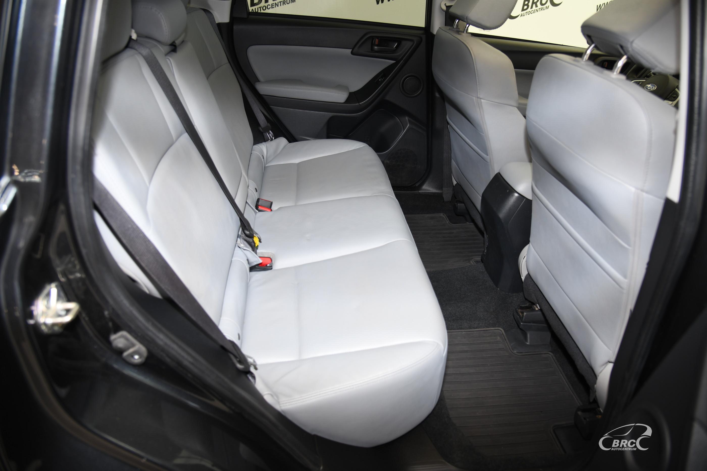 Subaru Forester 2.5 Premium AWD Automatas