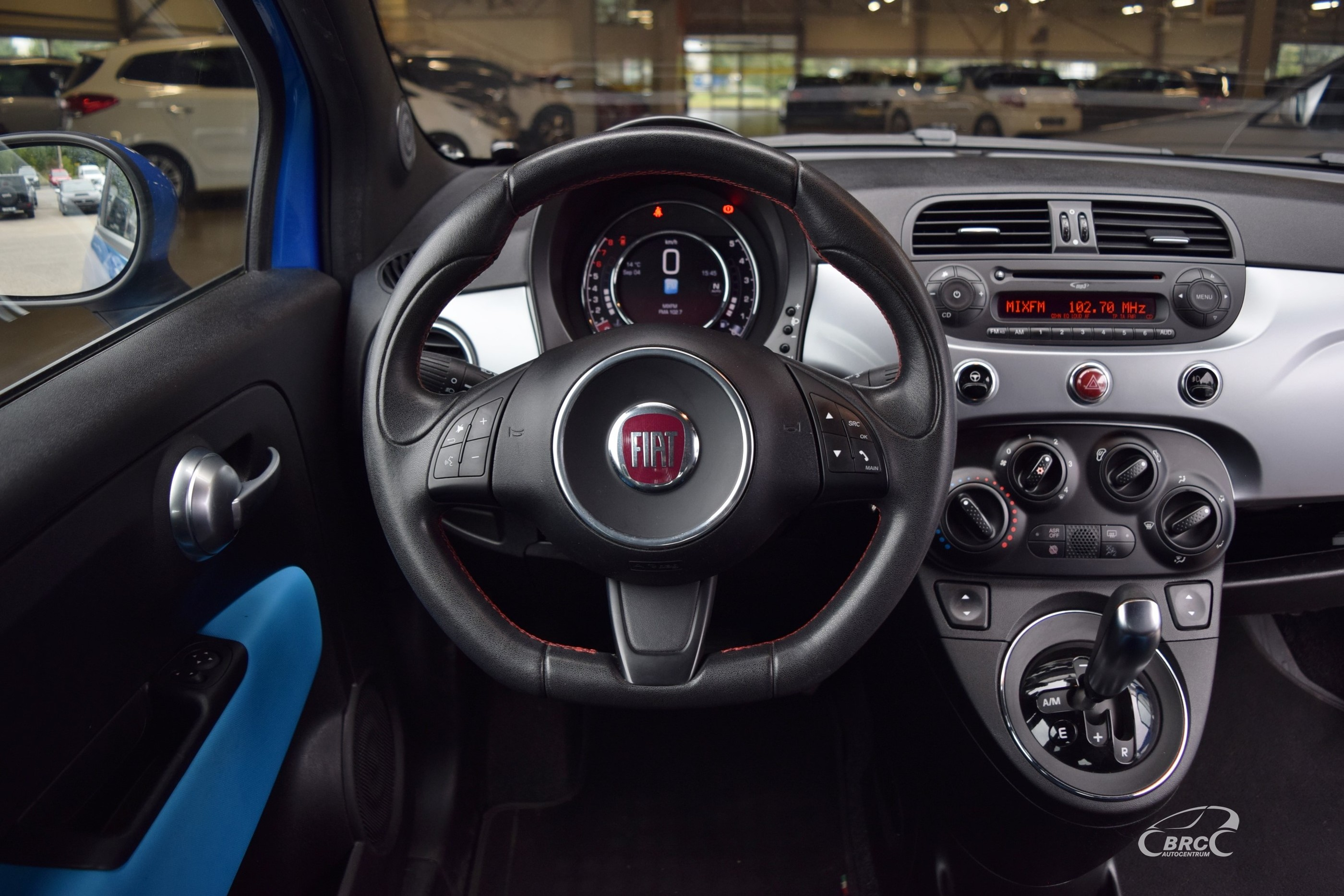 Fiat 500 S A/T