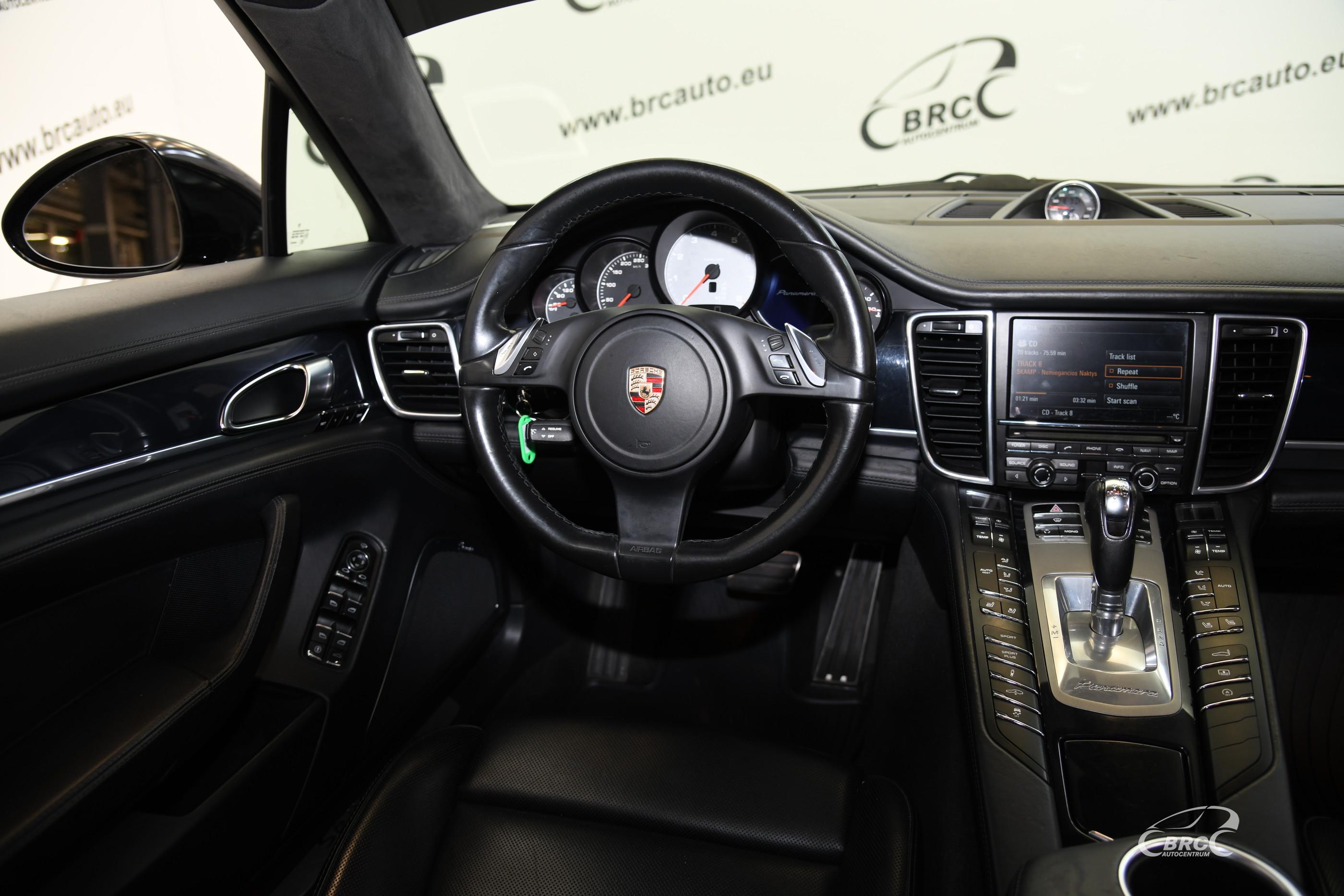 Porsche Panamera 4S 4.8 Automatas