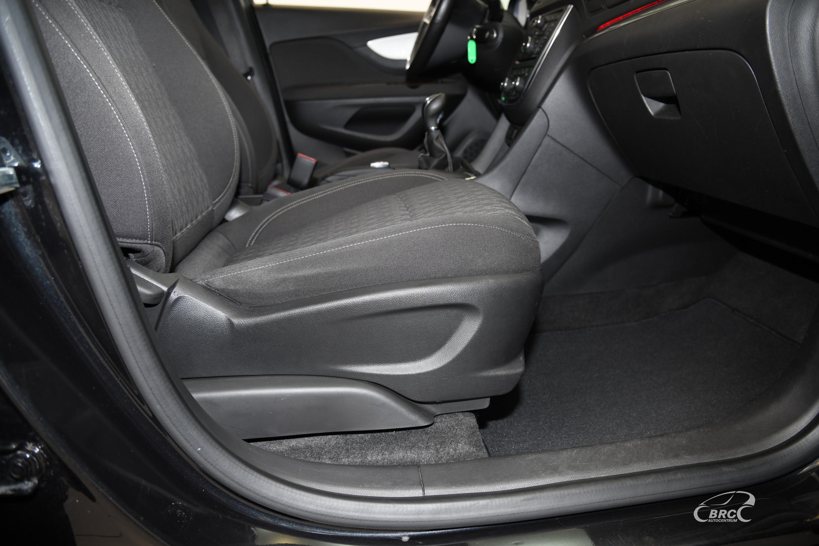 Opel Mokka 1.7 CDTI EcoFlex