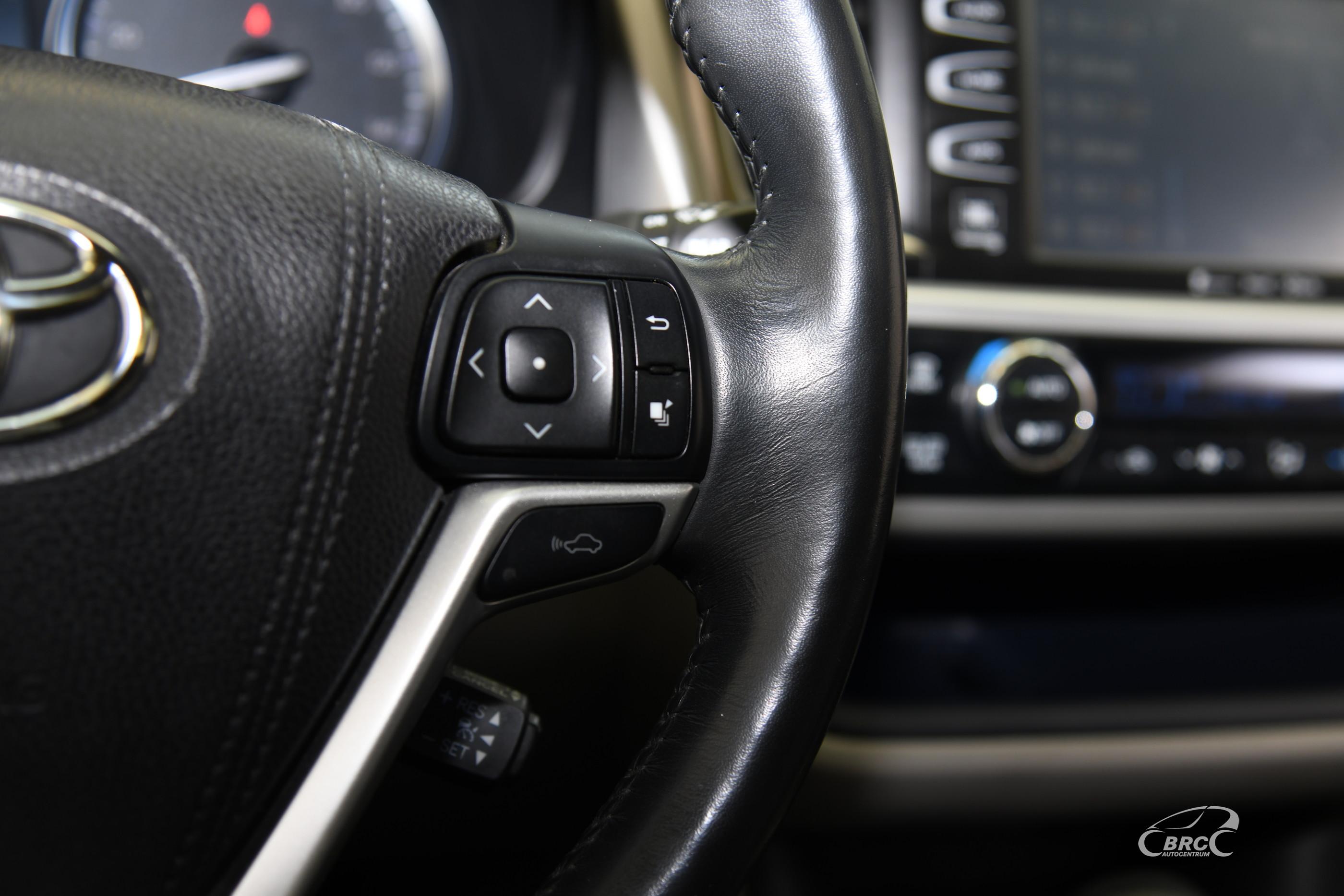 Toyota Highlander 3.5 AWD Limited Platinum Automatas