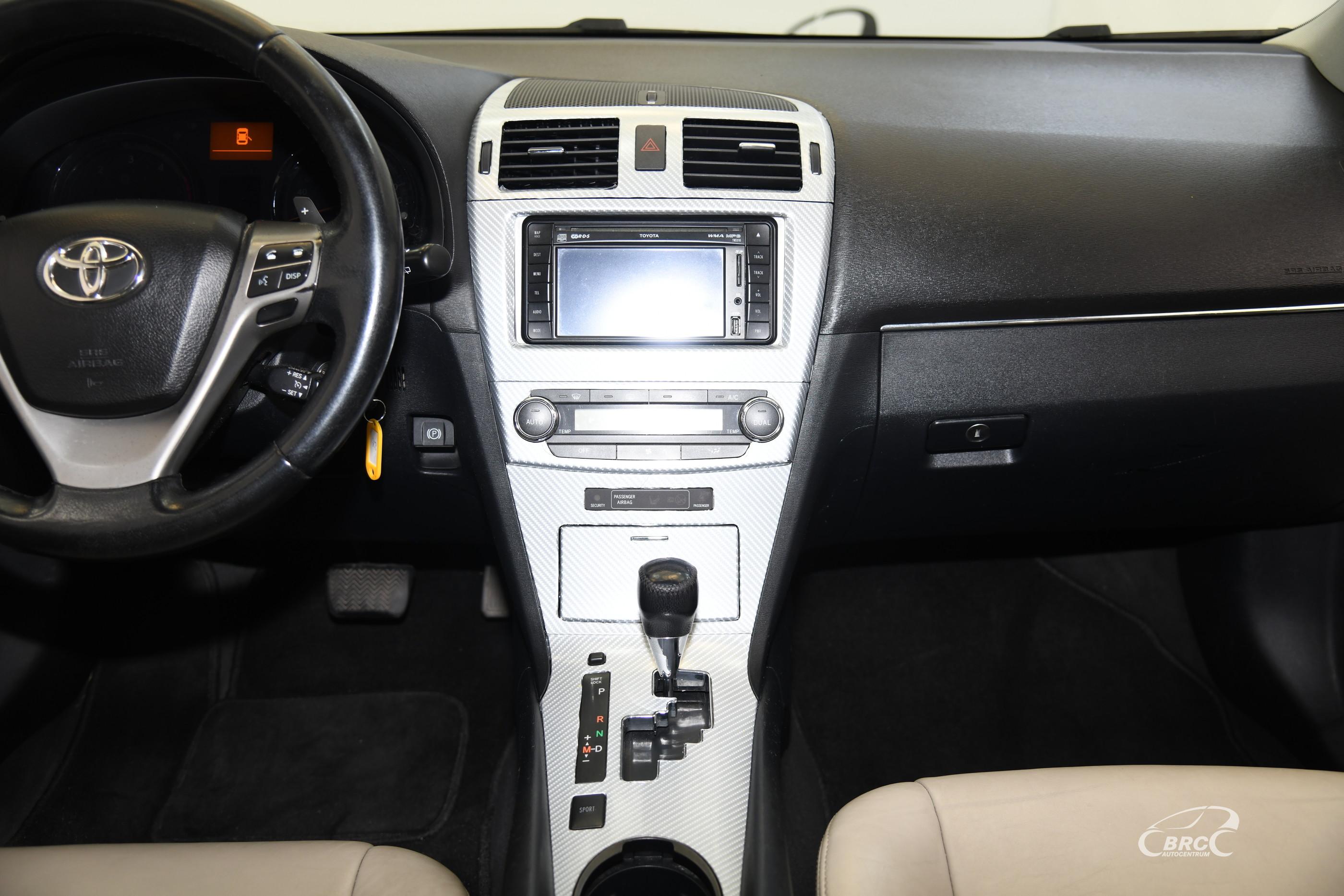 Toyota Avensis 2.2 D-CAT Prestige Automatas