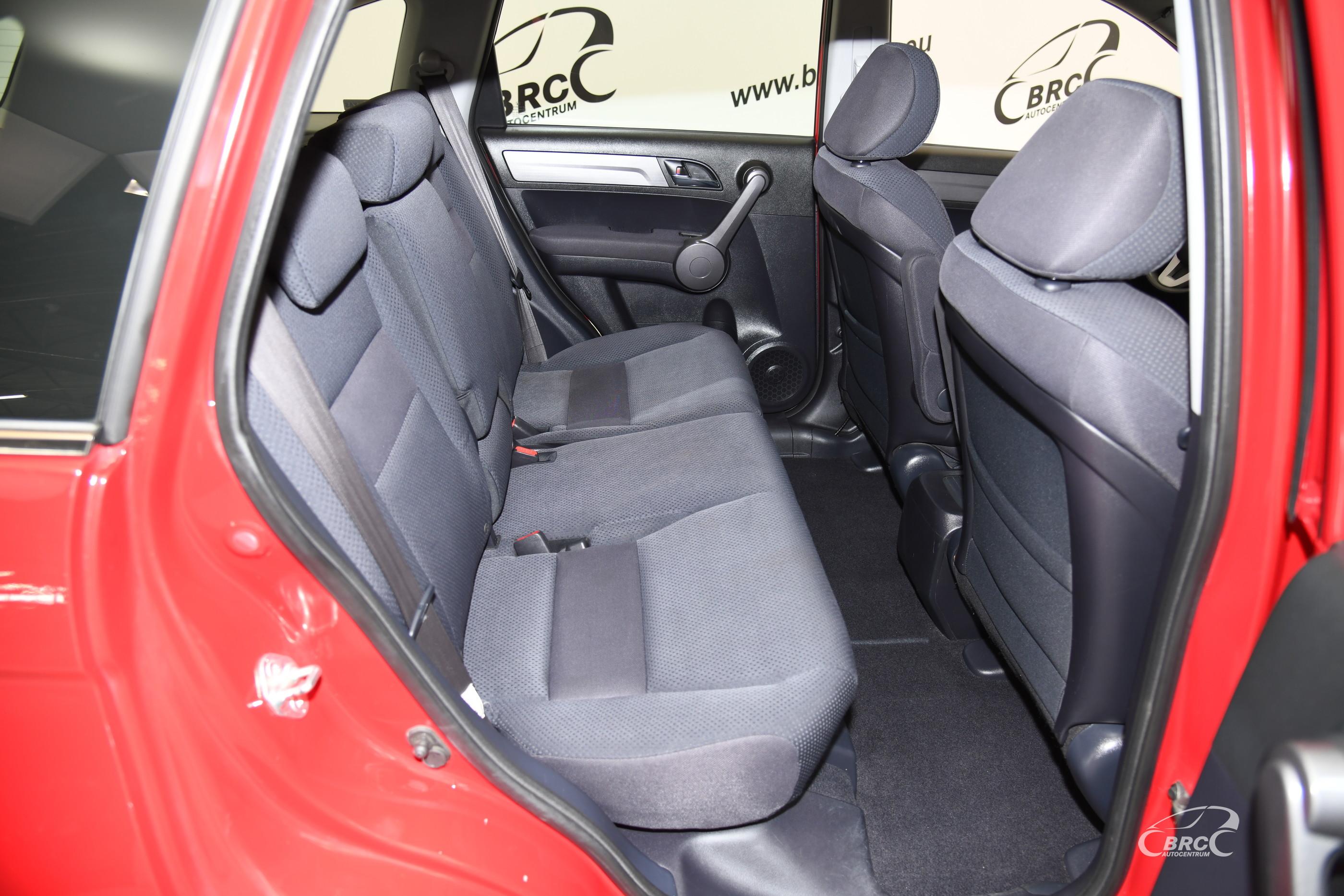 Honda CR-V 2.0 i-VTEC Elegance Automatas