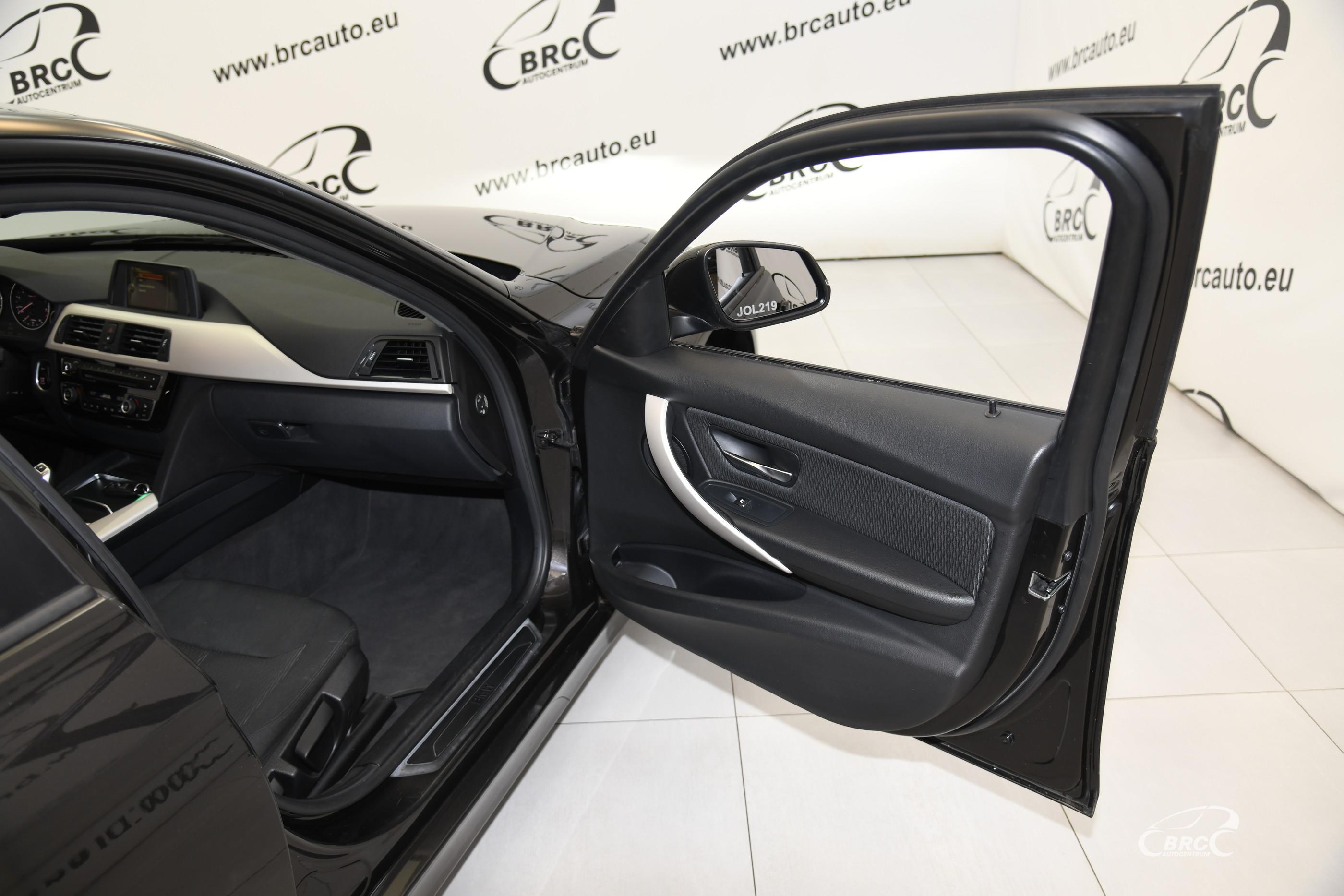 BMW 318 i Automatas