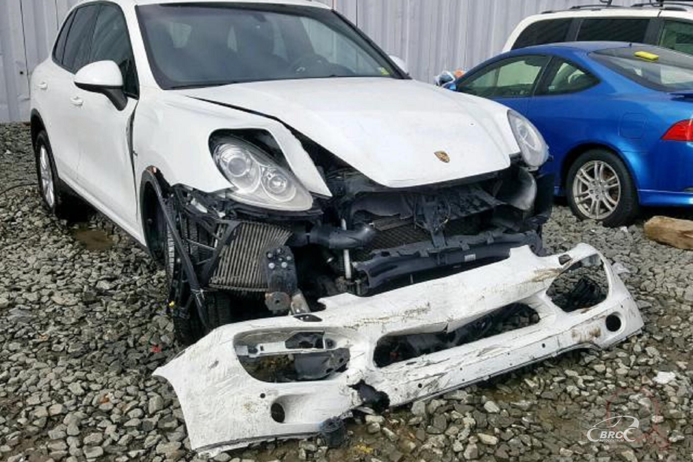 Porsche Cayenne 3.0 Diesel V6 Automatas