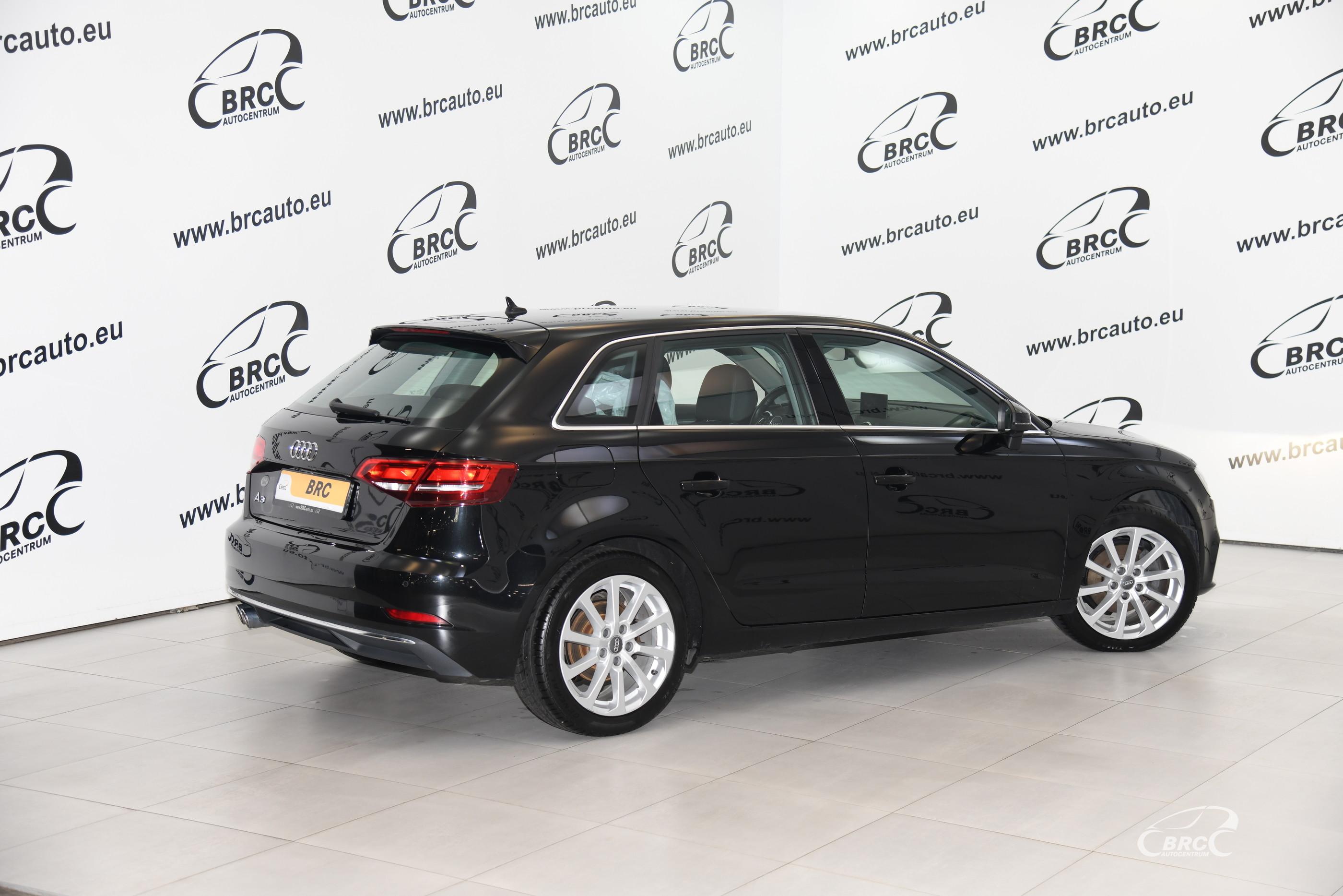 Audi A3 2.0TDI Sportback