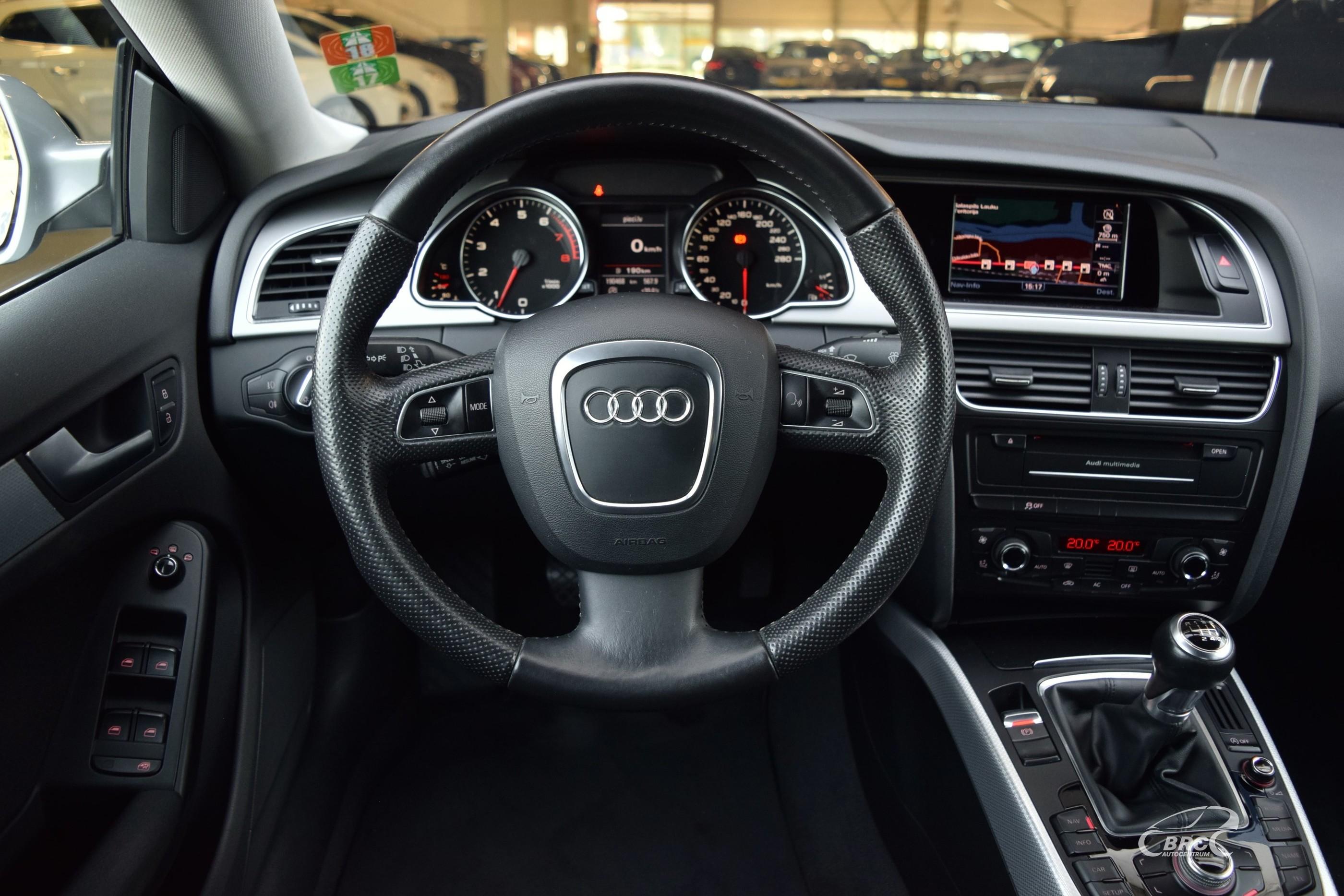 Audi A5 Sportback TFSi M/T