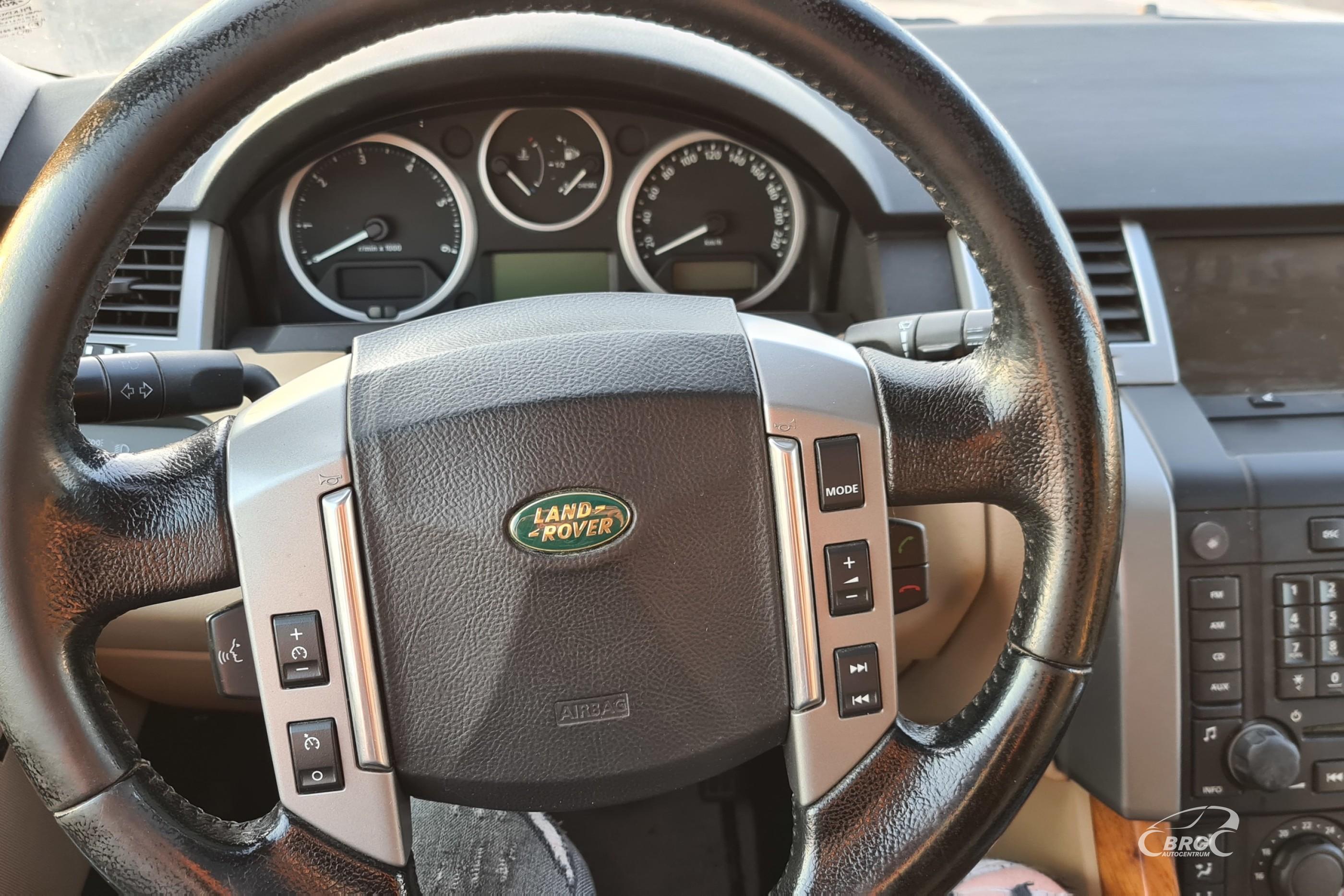 Land Rover Range Rover Sport 3.6 TDV8 Automatas
