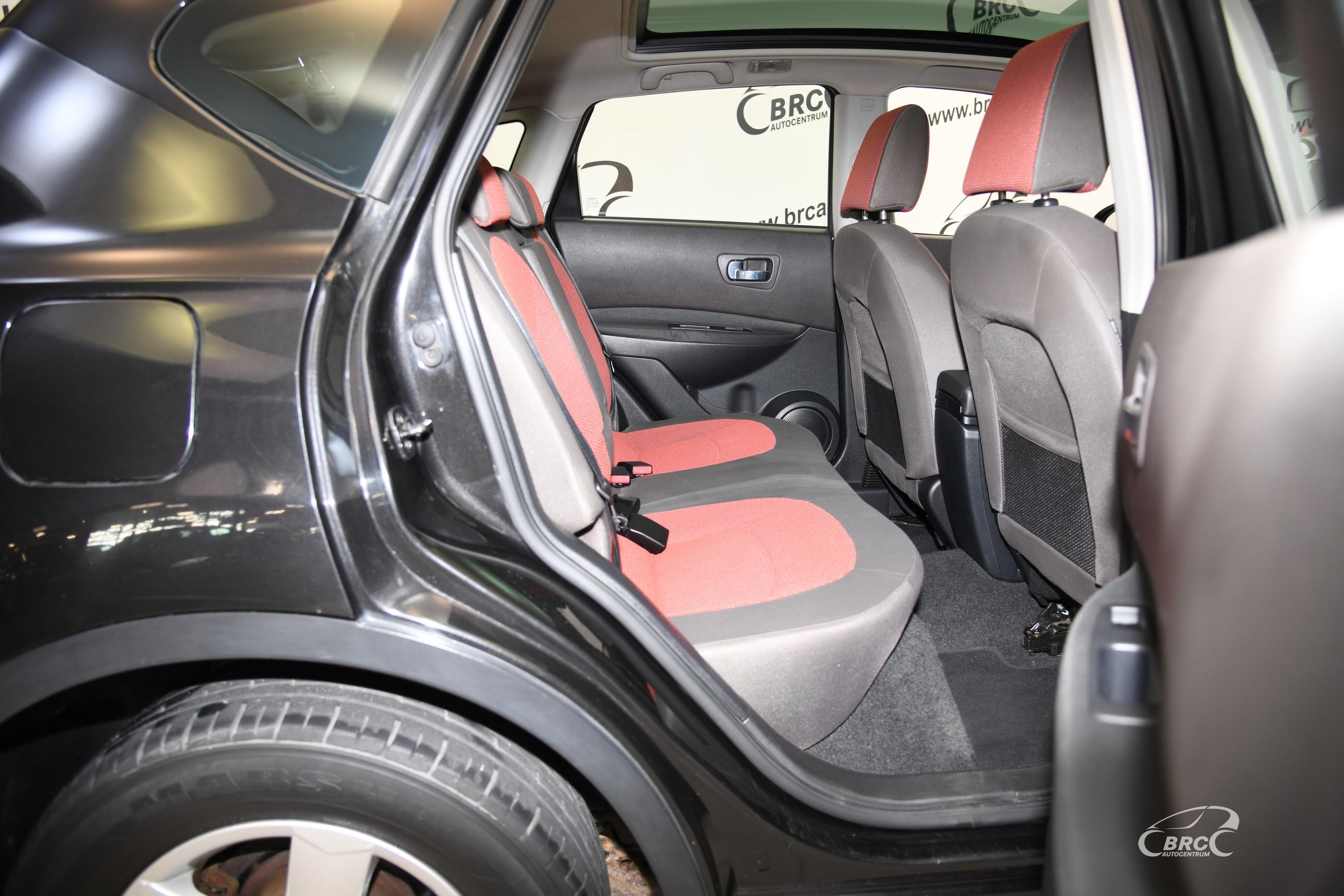 Nissan Qashqai 2.0i 2WD LPG Automatas