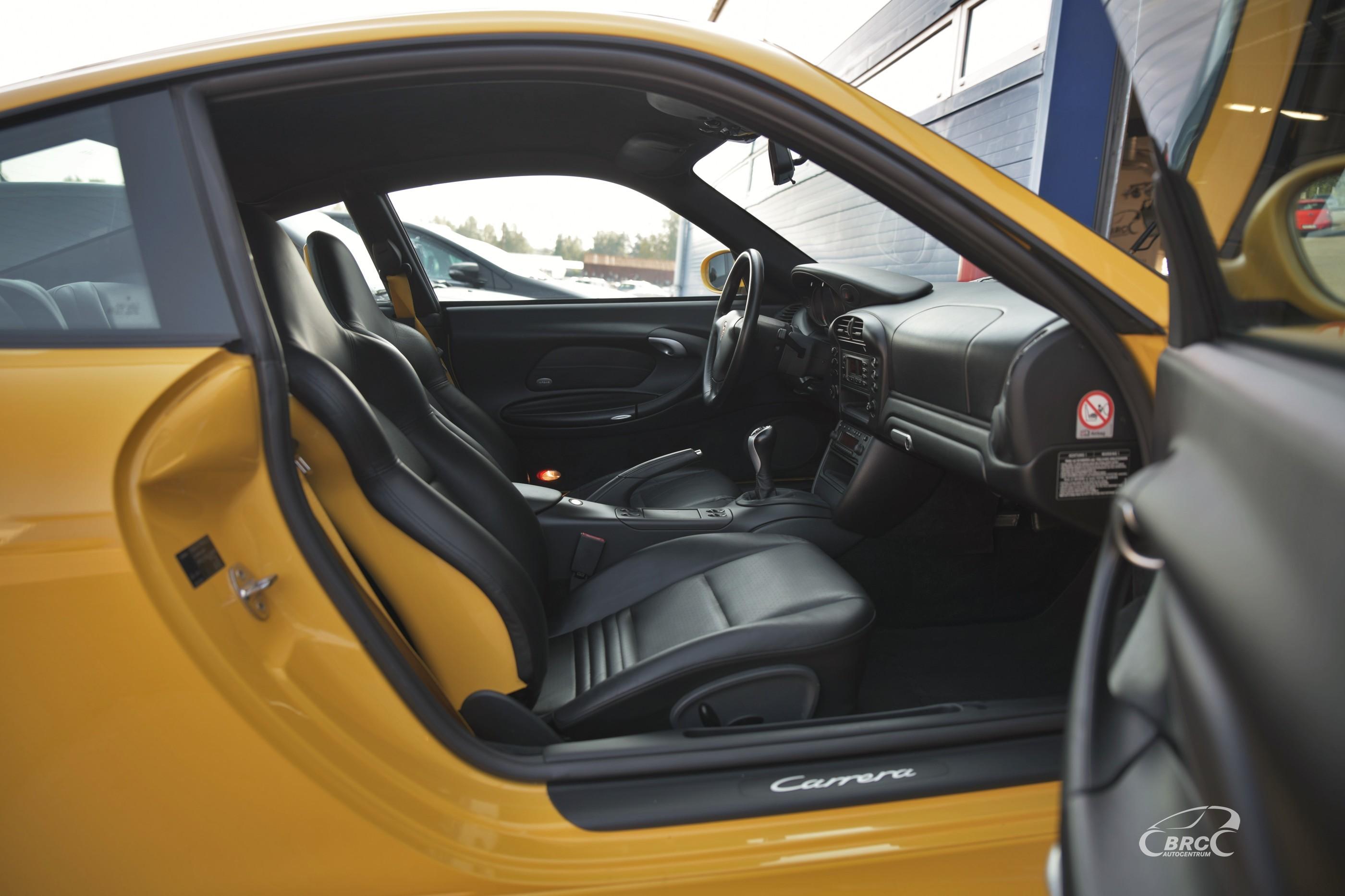 Porsche 996 C2 GT3 Aero kit M/T