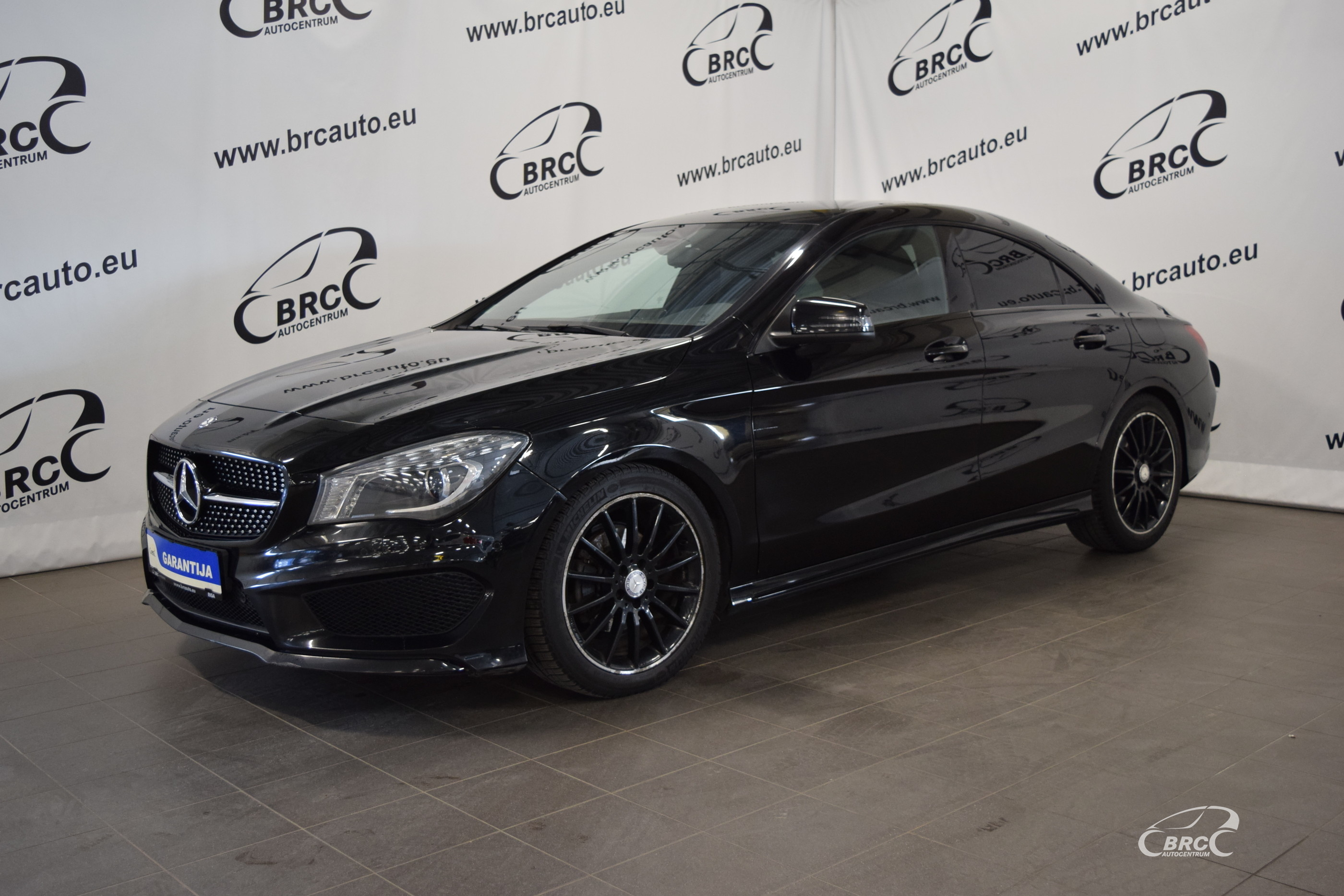 Mercedes-Benz CLA 180 AMG Design
