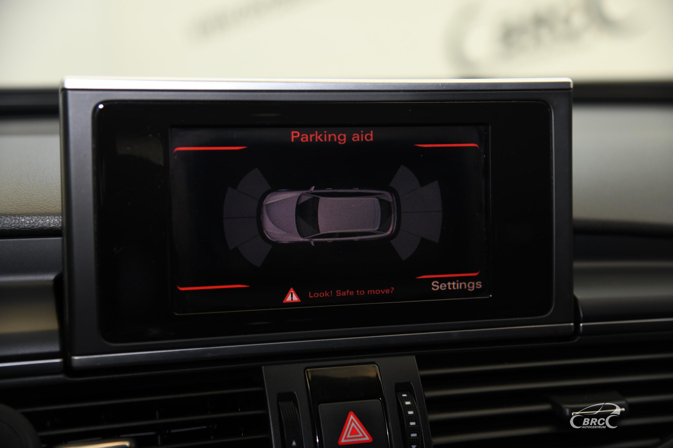 Audi A6 3.0TDI Avant Quattro S-line Automatas