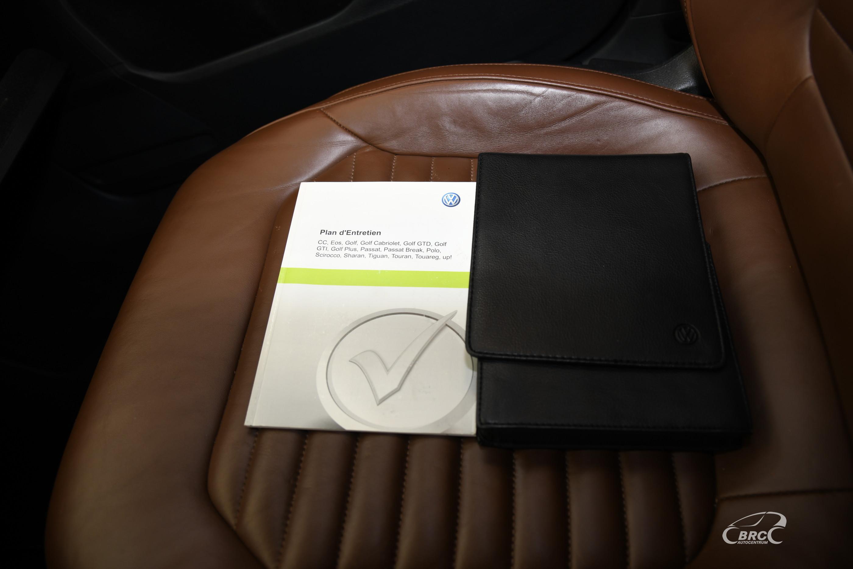 Volkswagen Passat 2.0 TDI Bluemotion Automatas