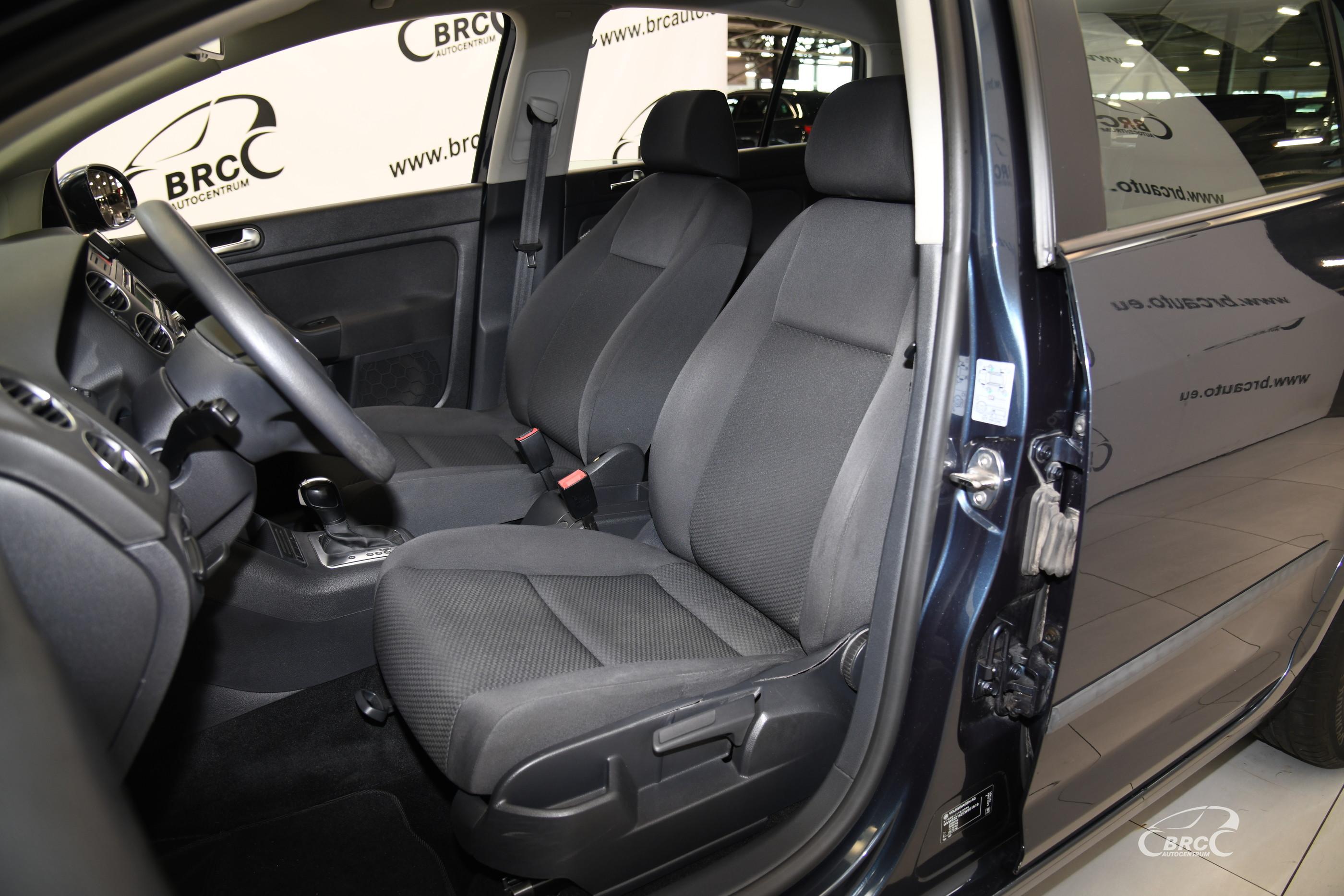 Volkswagen Golf Plus TDI Automatas