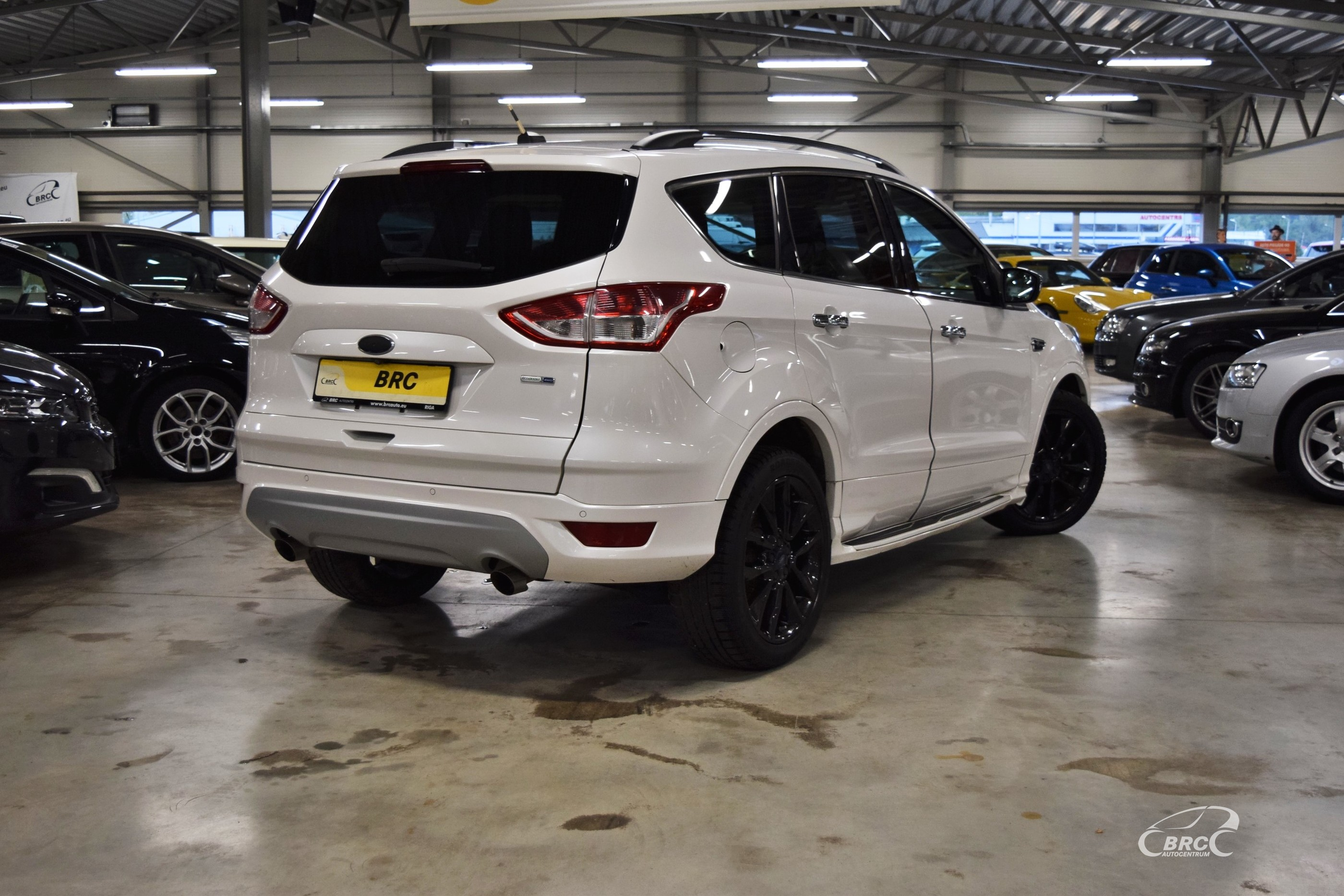 Ford Escape Ecoboost 4WD A/T