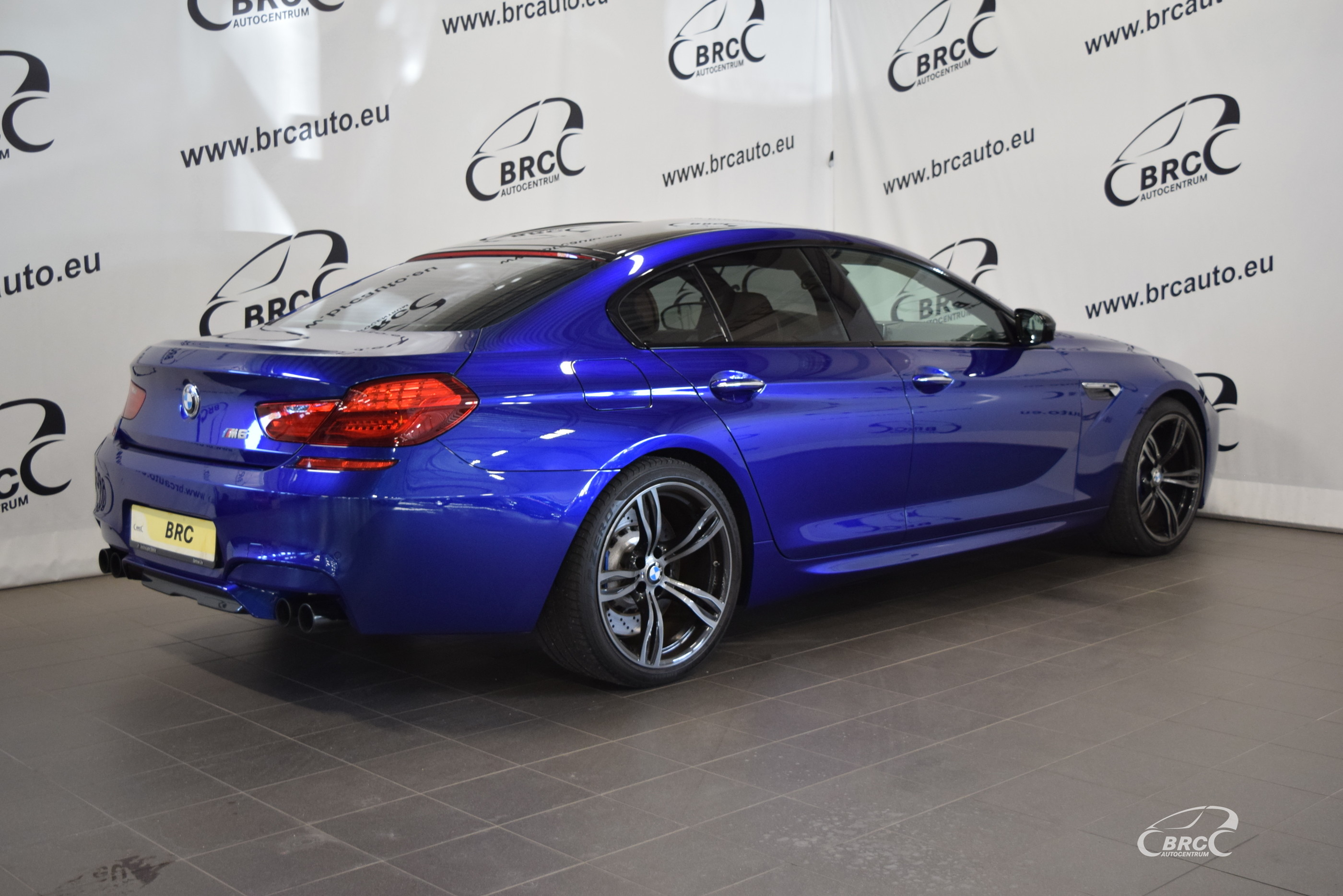 BMW M6 Grand Coupe