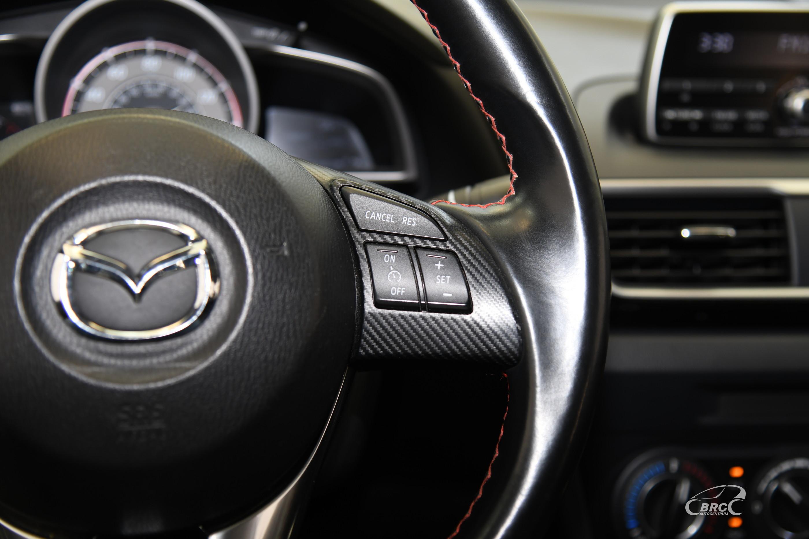 Mazda 3 SkyActiv Automatas