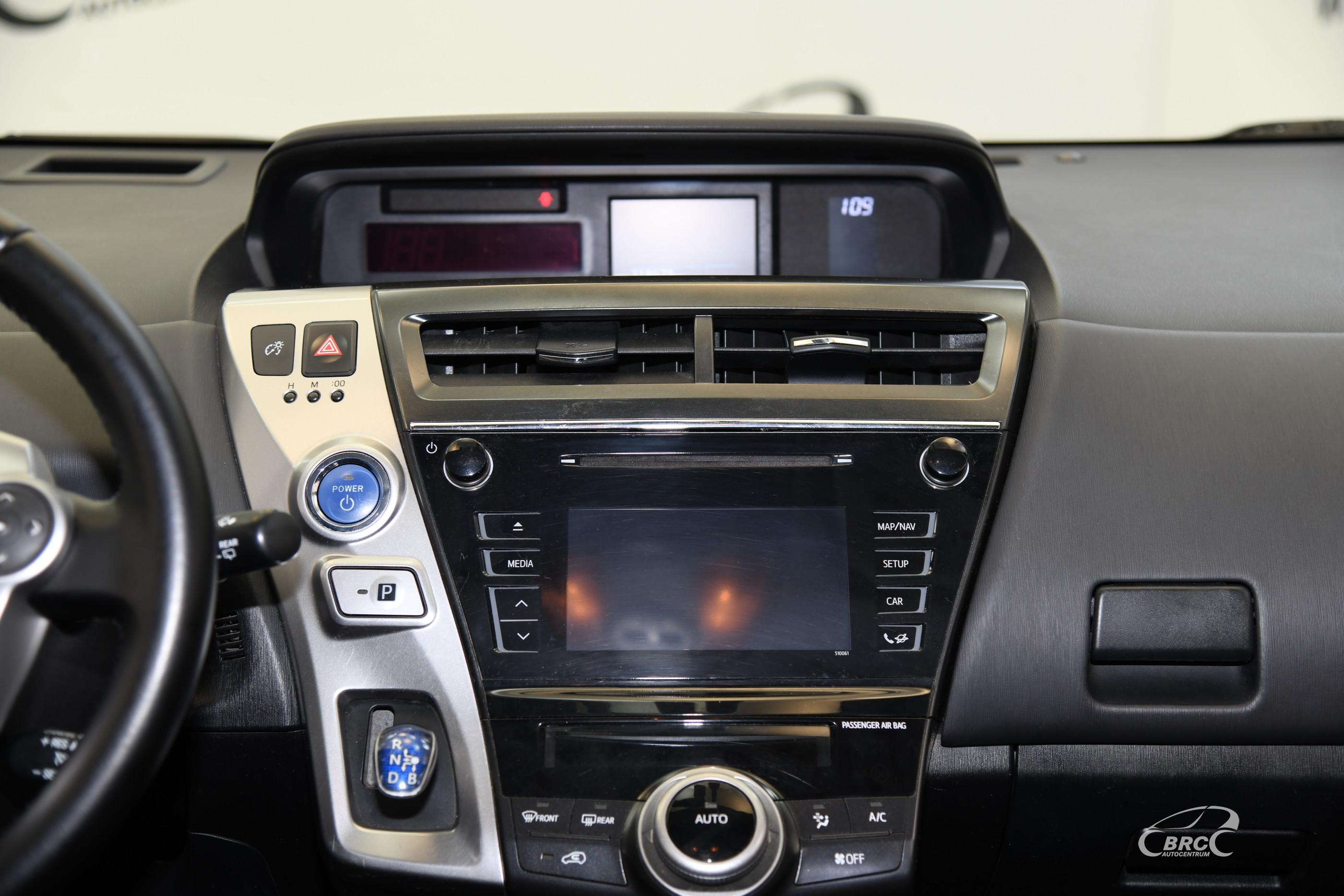 Toyota Prius+ 1.8 Hybrid Automatas