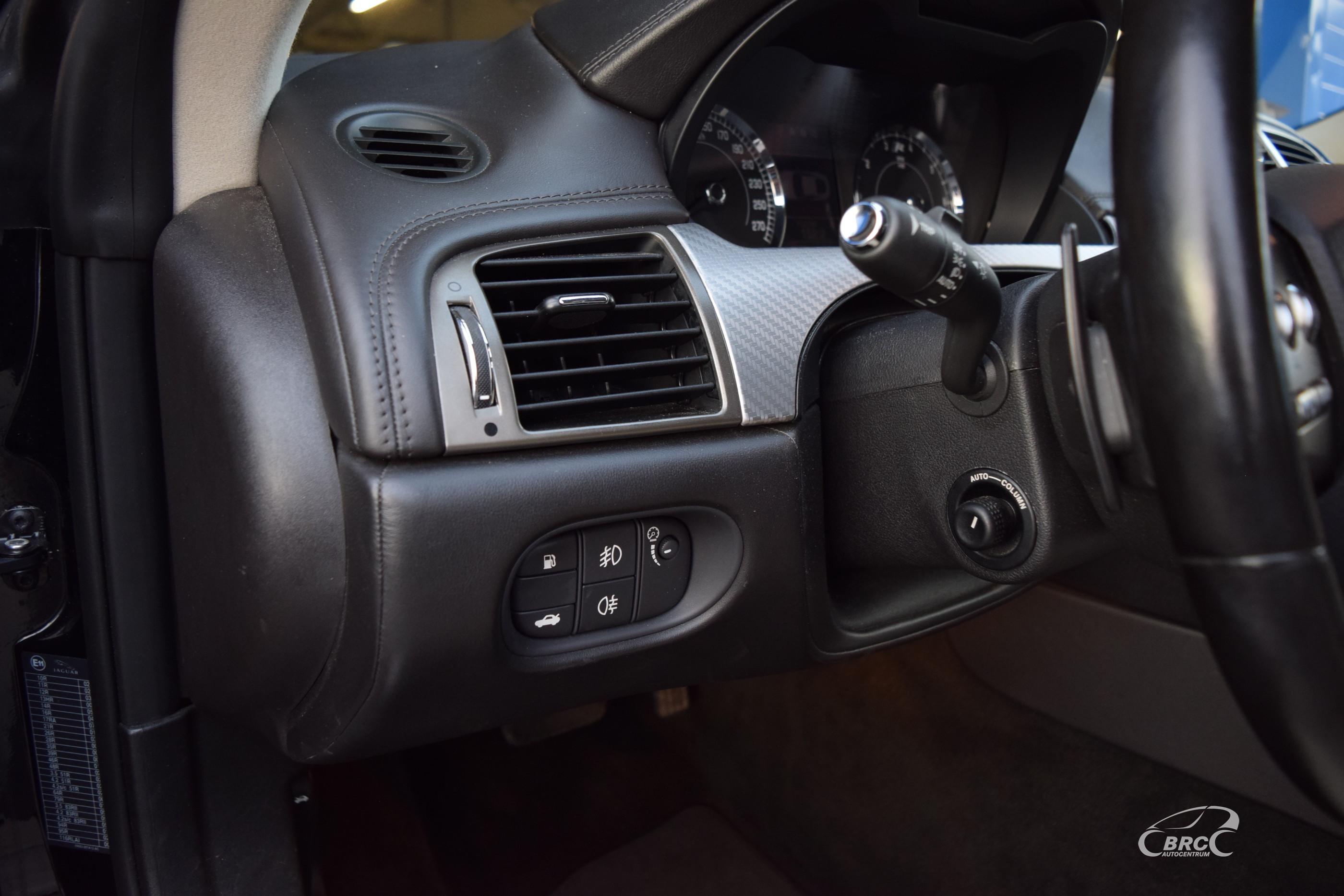 Jaguar XKR Supercharged A/T