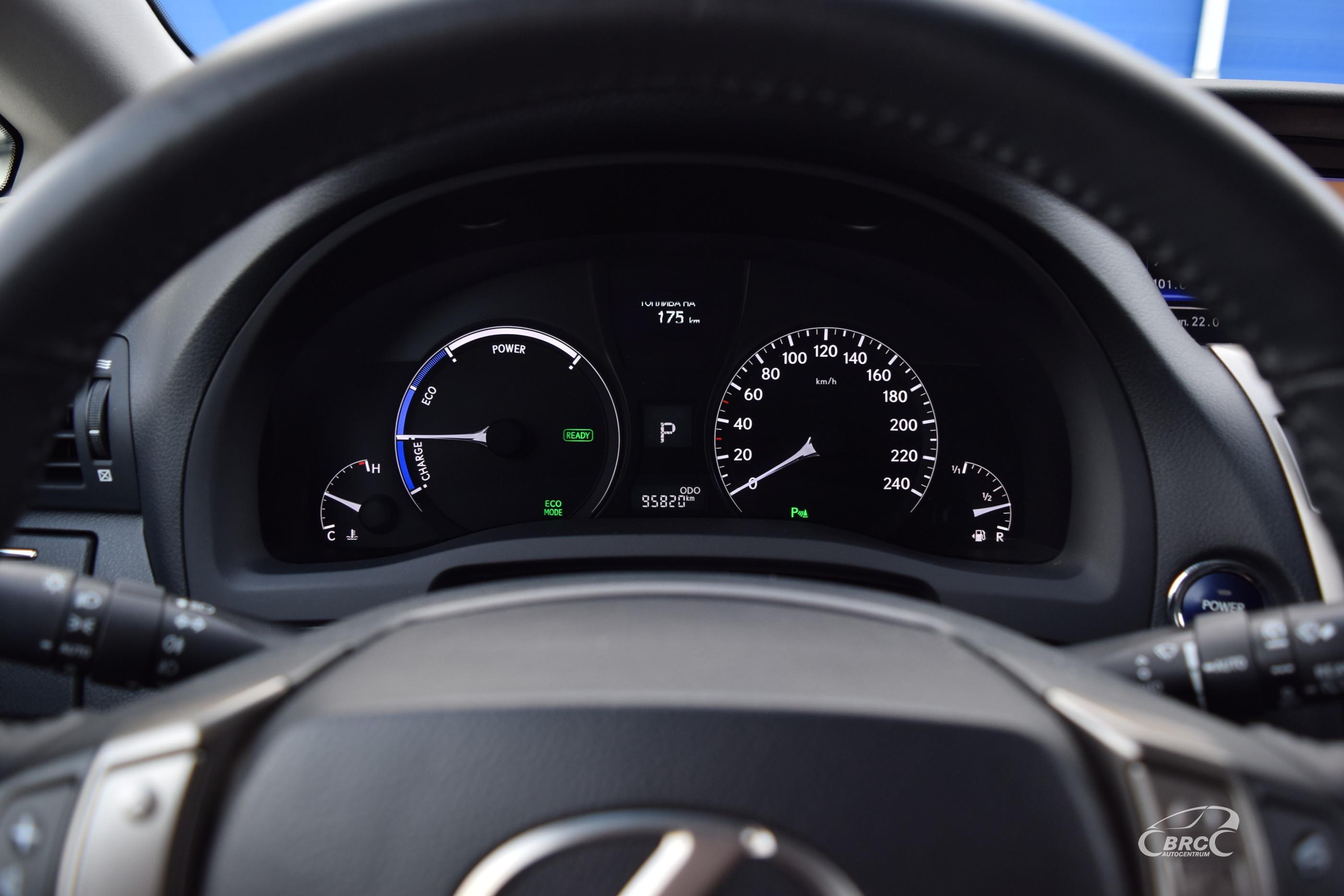 Lexus RX 450h Executive 4WD