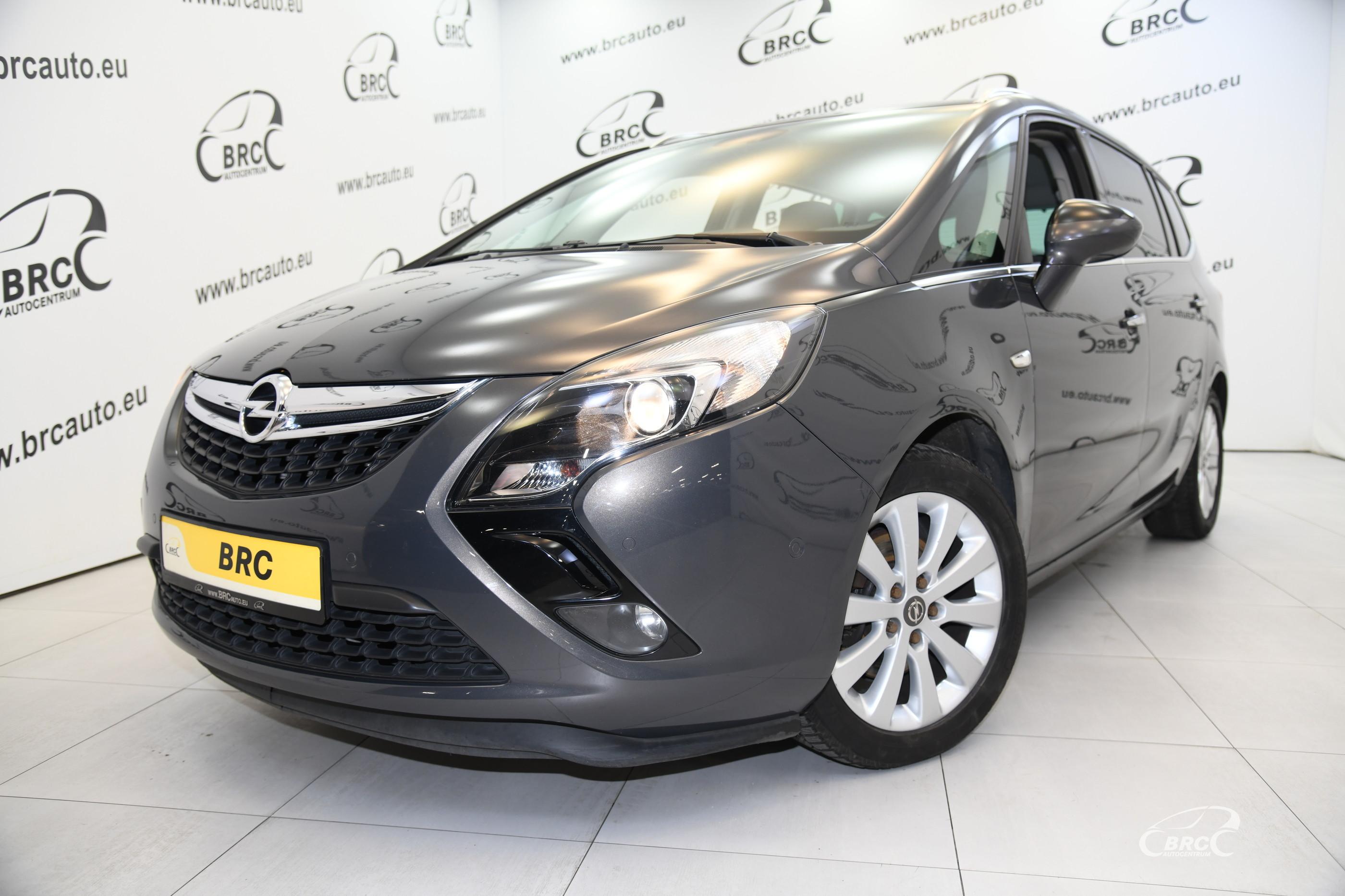 Opel Zafira 1.6 CDTi EcoFLex Tourer