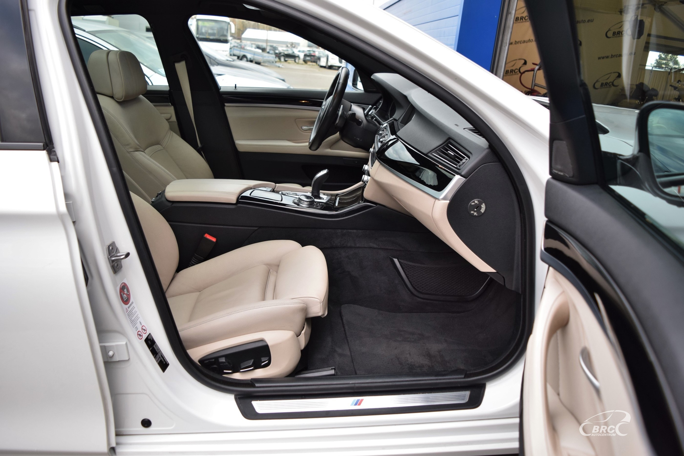 BMW 535 Touring M-Pakete
