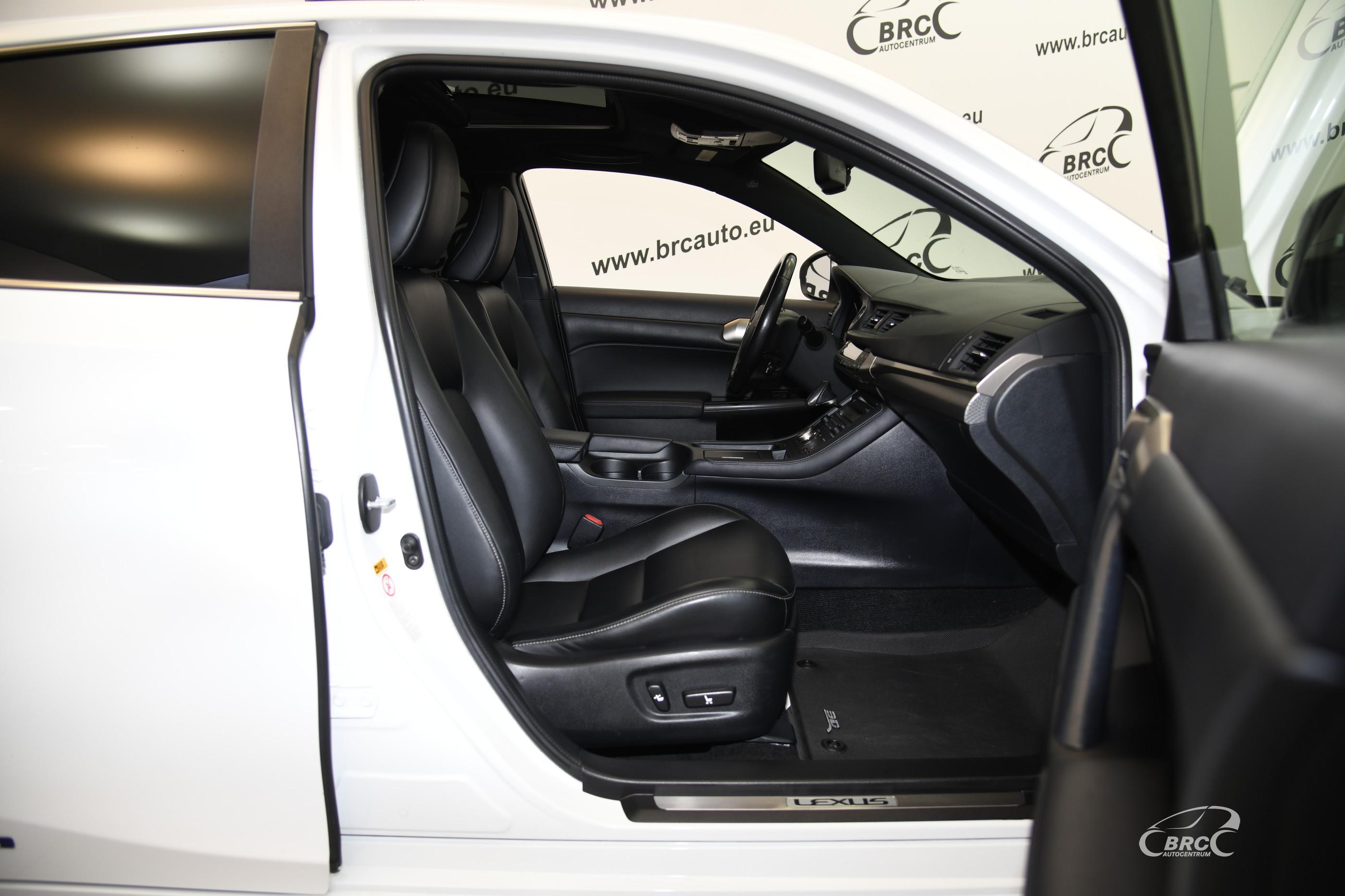 Lexus CT 200H 1.8 i Hybrid F-Sport Automatas