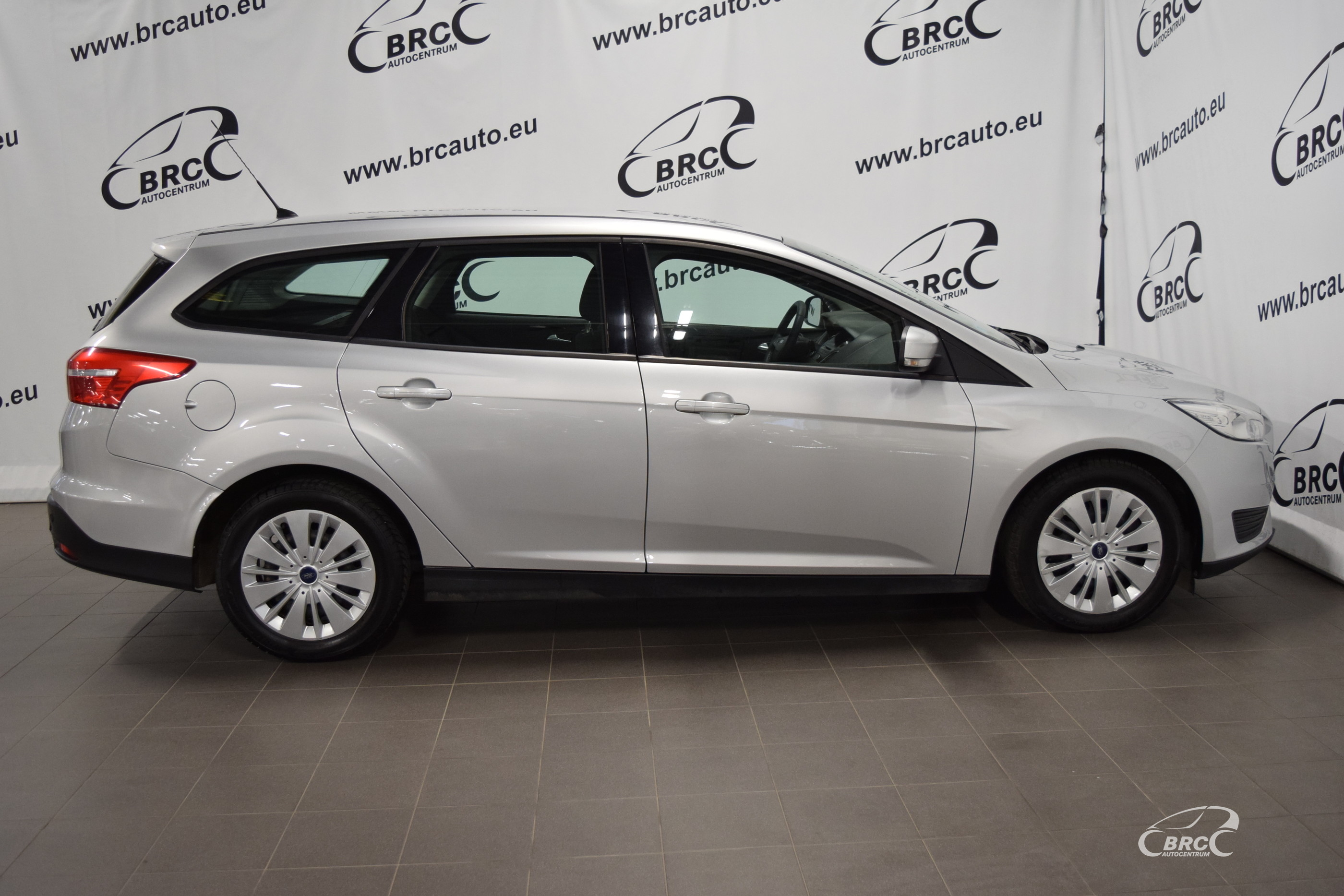 Ford Focus M/T