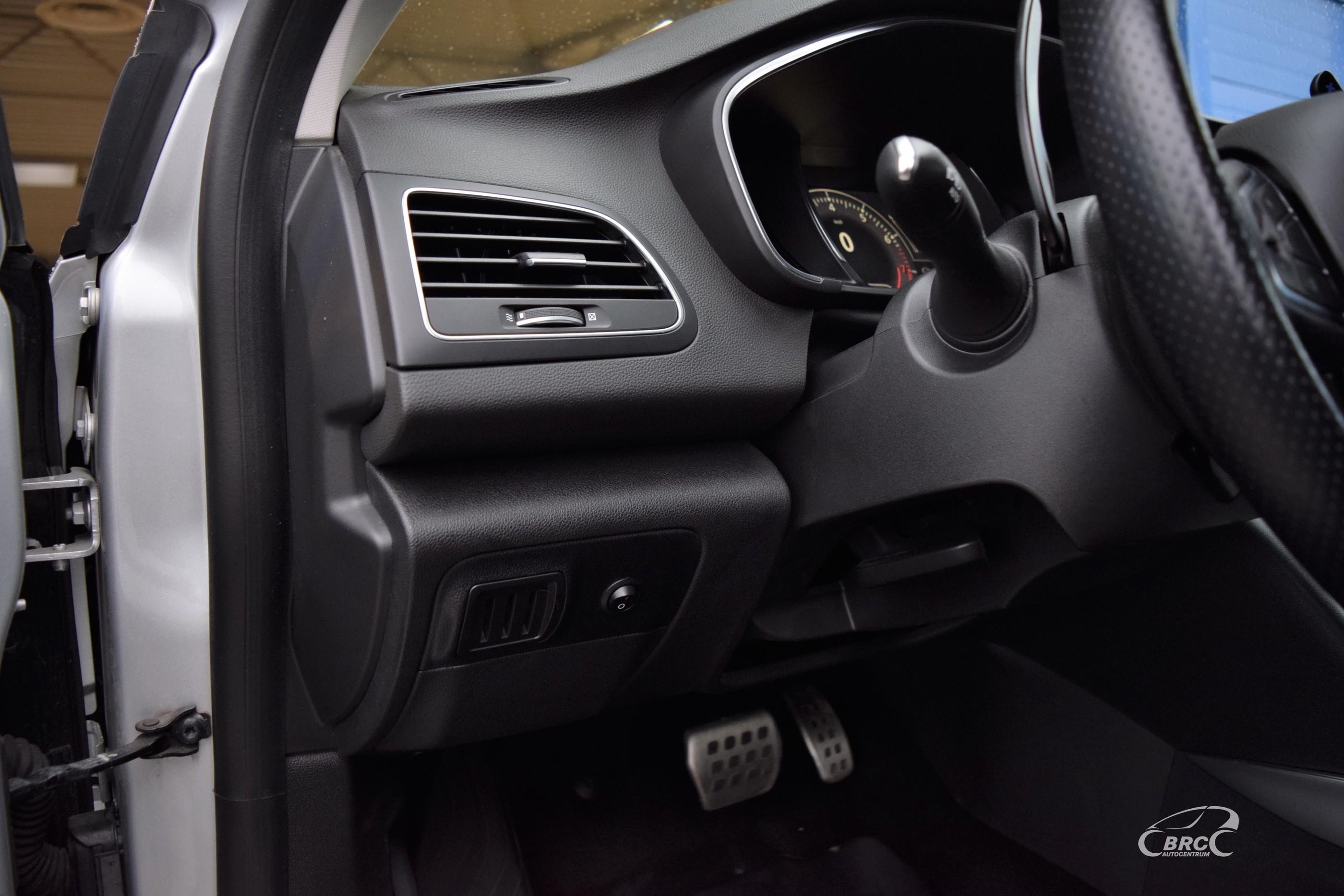 Renault Megane Sport GT 4Control A/T