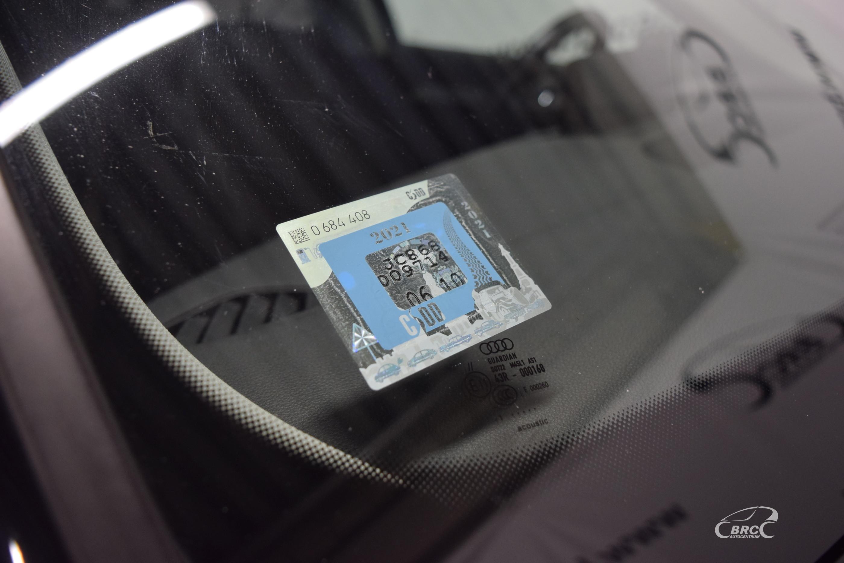 Audi Q3 TDi Quattro S-Tronic