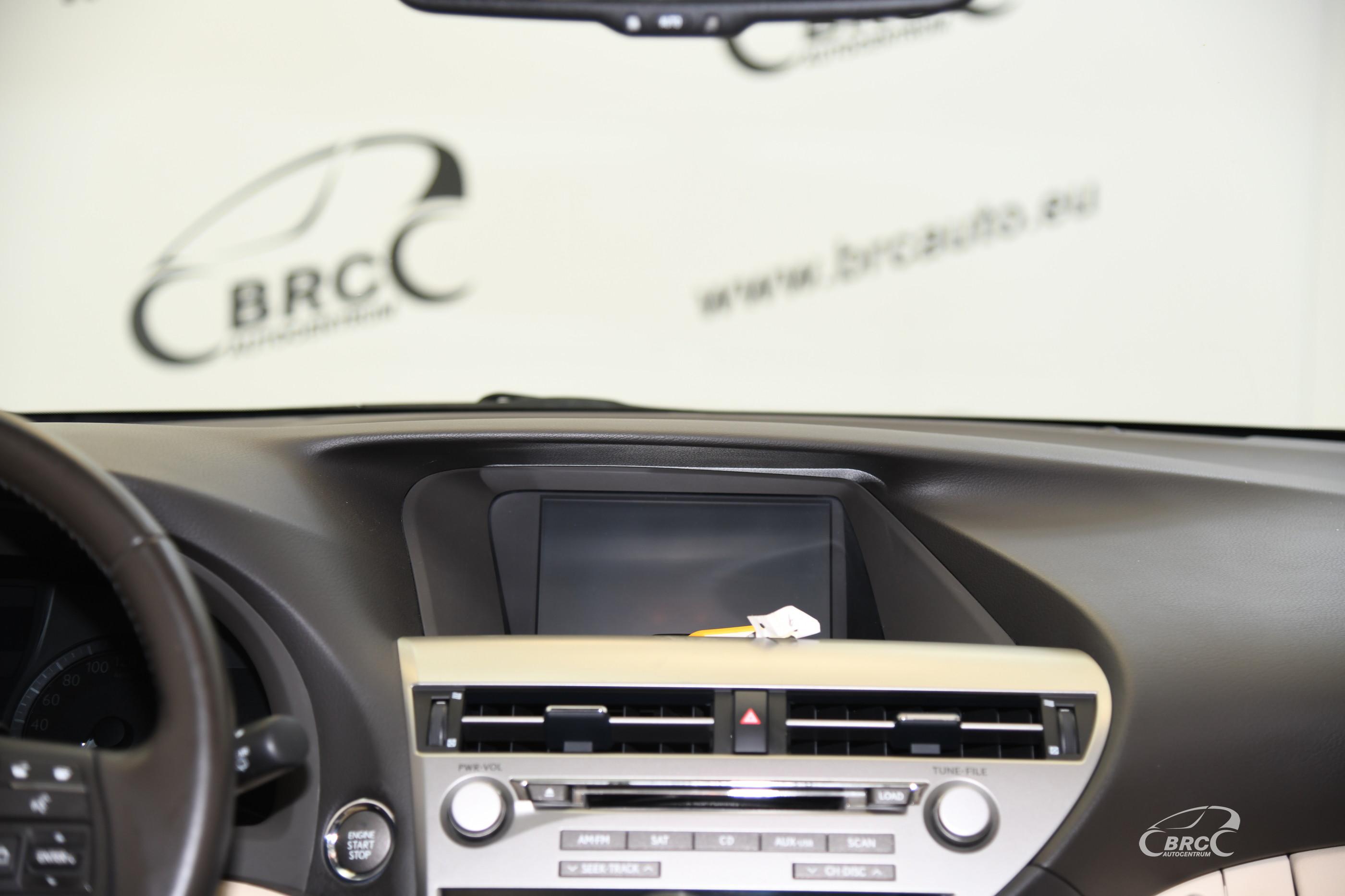 Lexus RX 350 Automatas