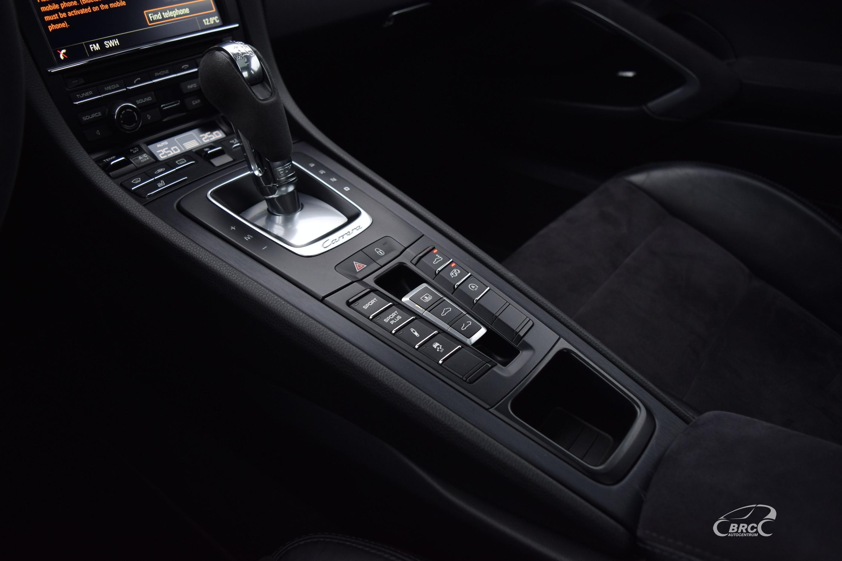 Porsche 991 Carrera 2 GTS PDK