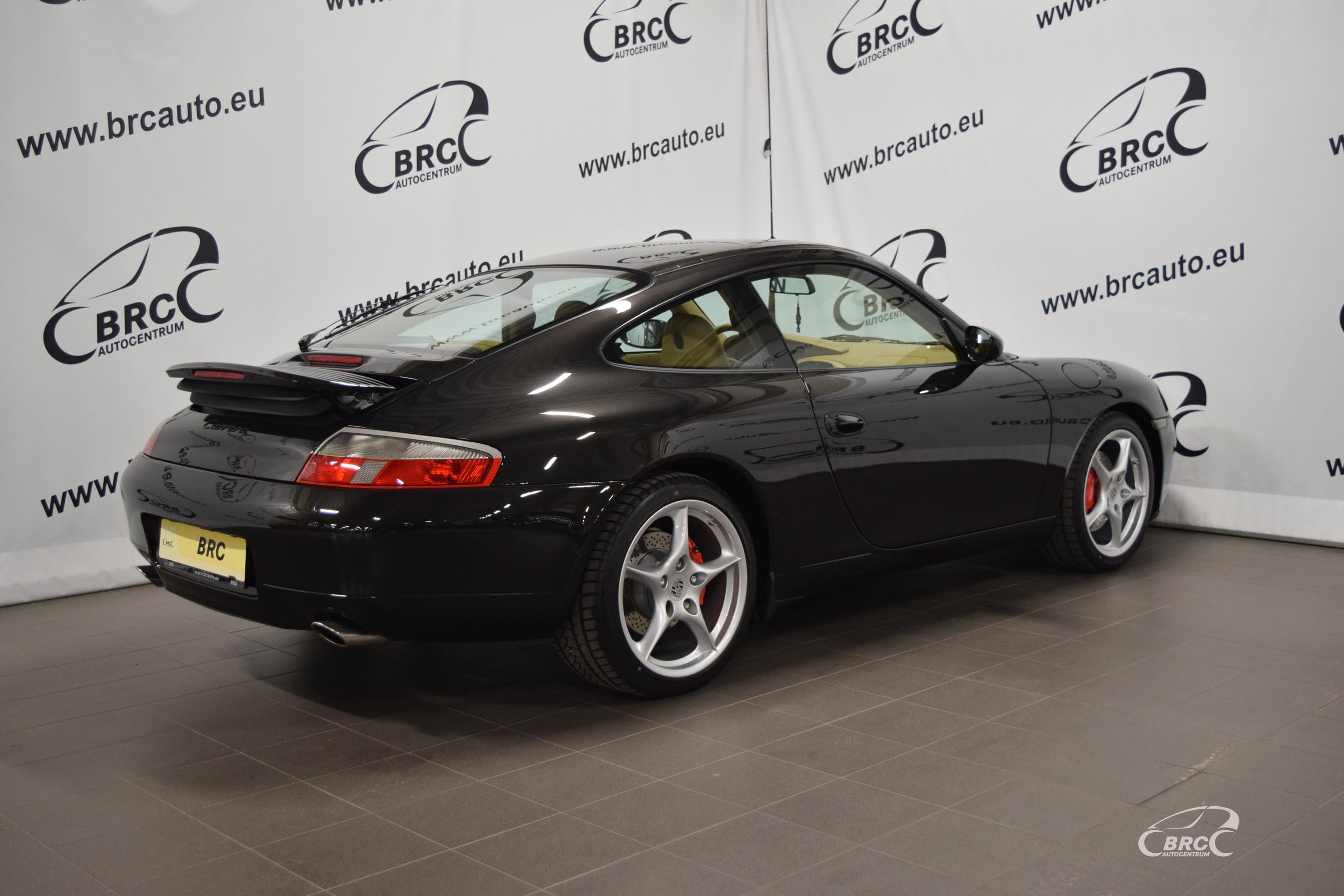 Porsche 996 Carrera 2