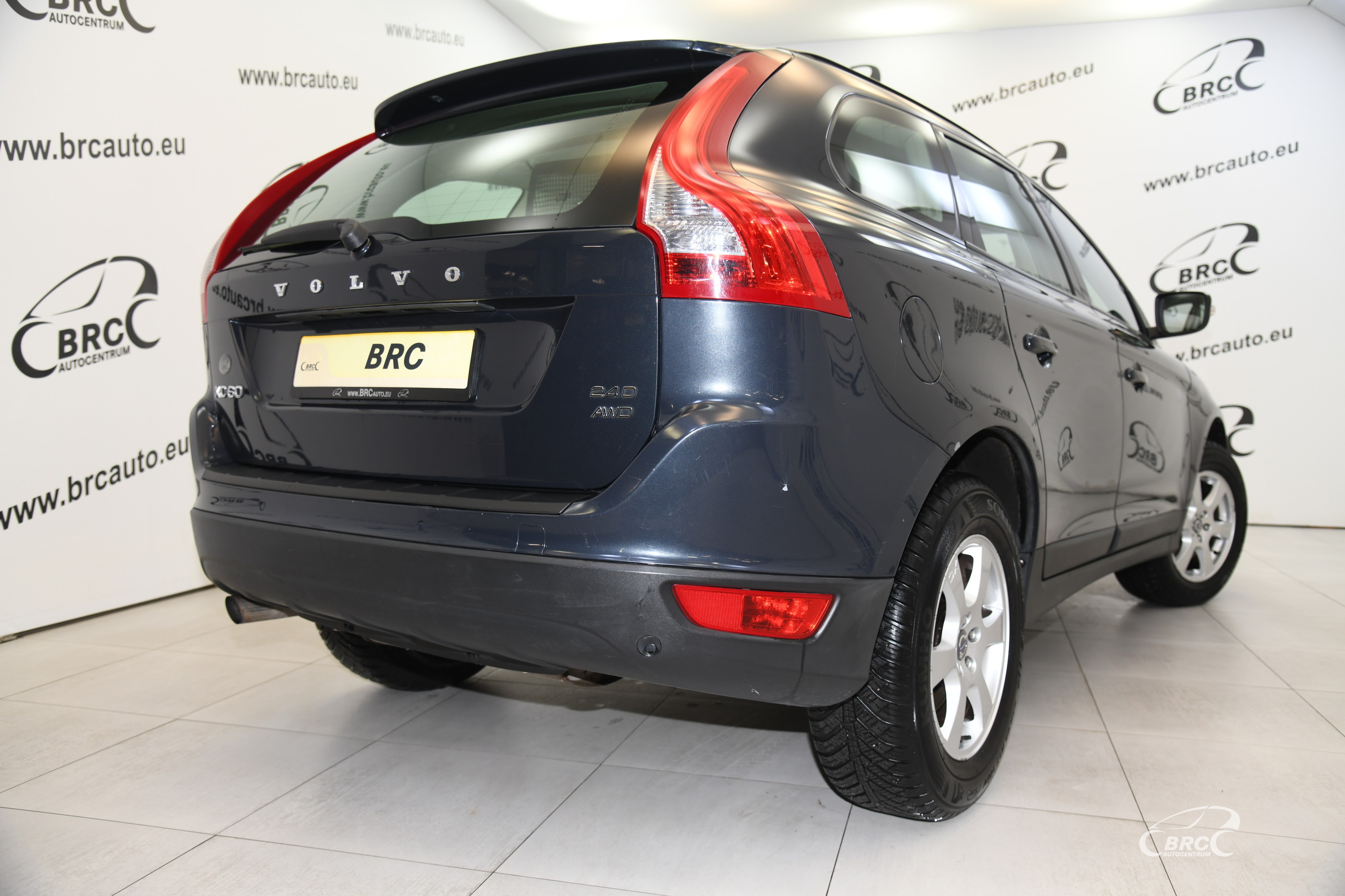 Volvo XC 60 2.4D AWD Kinetic Automatas