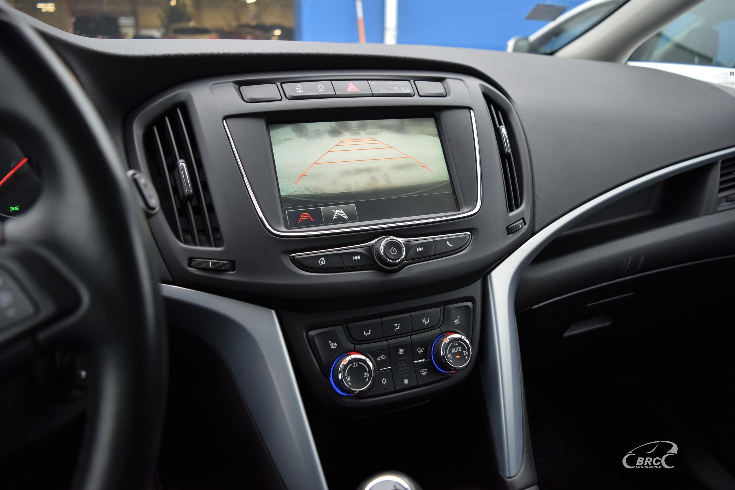 Opel Zafira Tourer EcoFlex 7 seats