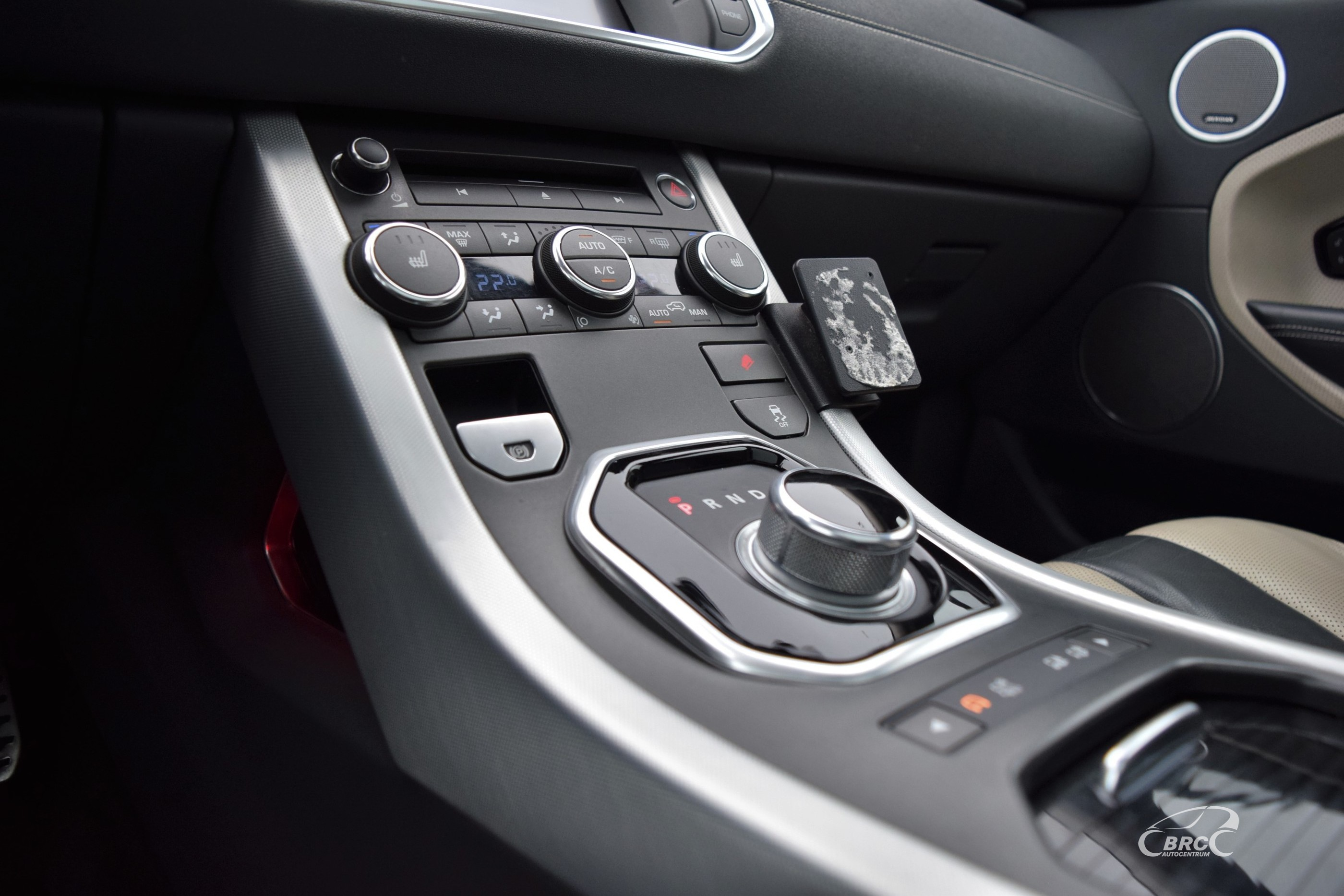 Land Rover Range Rover Evoque SD4