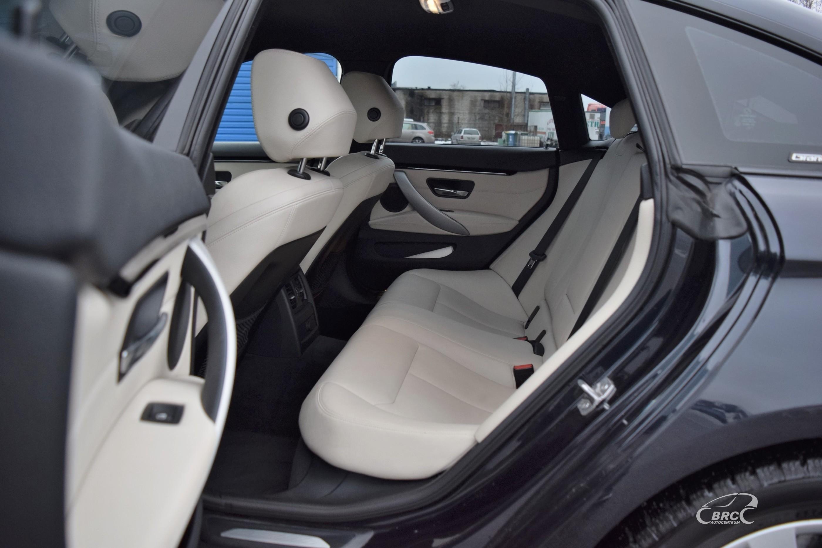 BMW 420 Gran Coupe D M-Pakete A/T