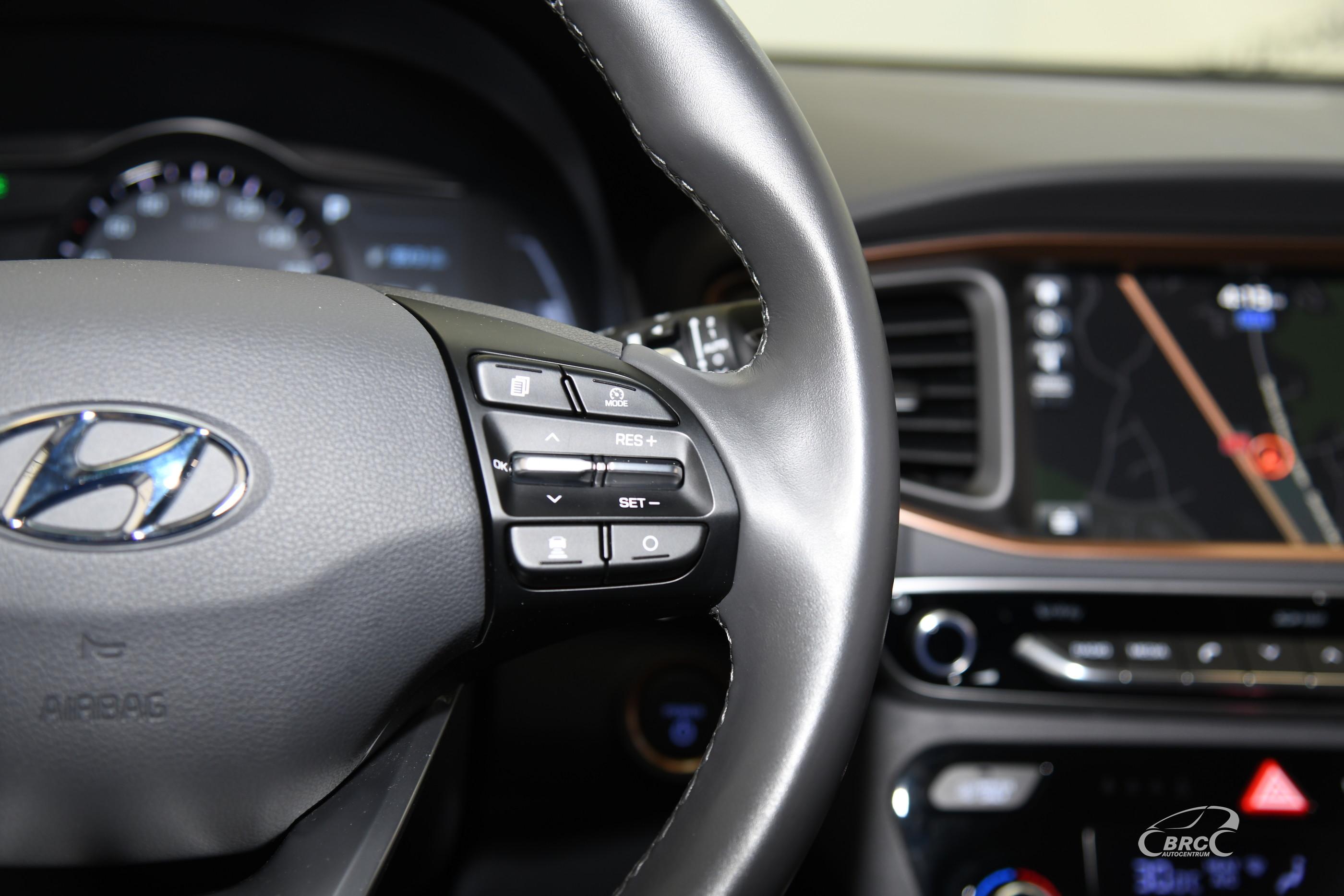 Hyundai Ioniq Electric BlueDrive Automatas